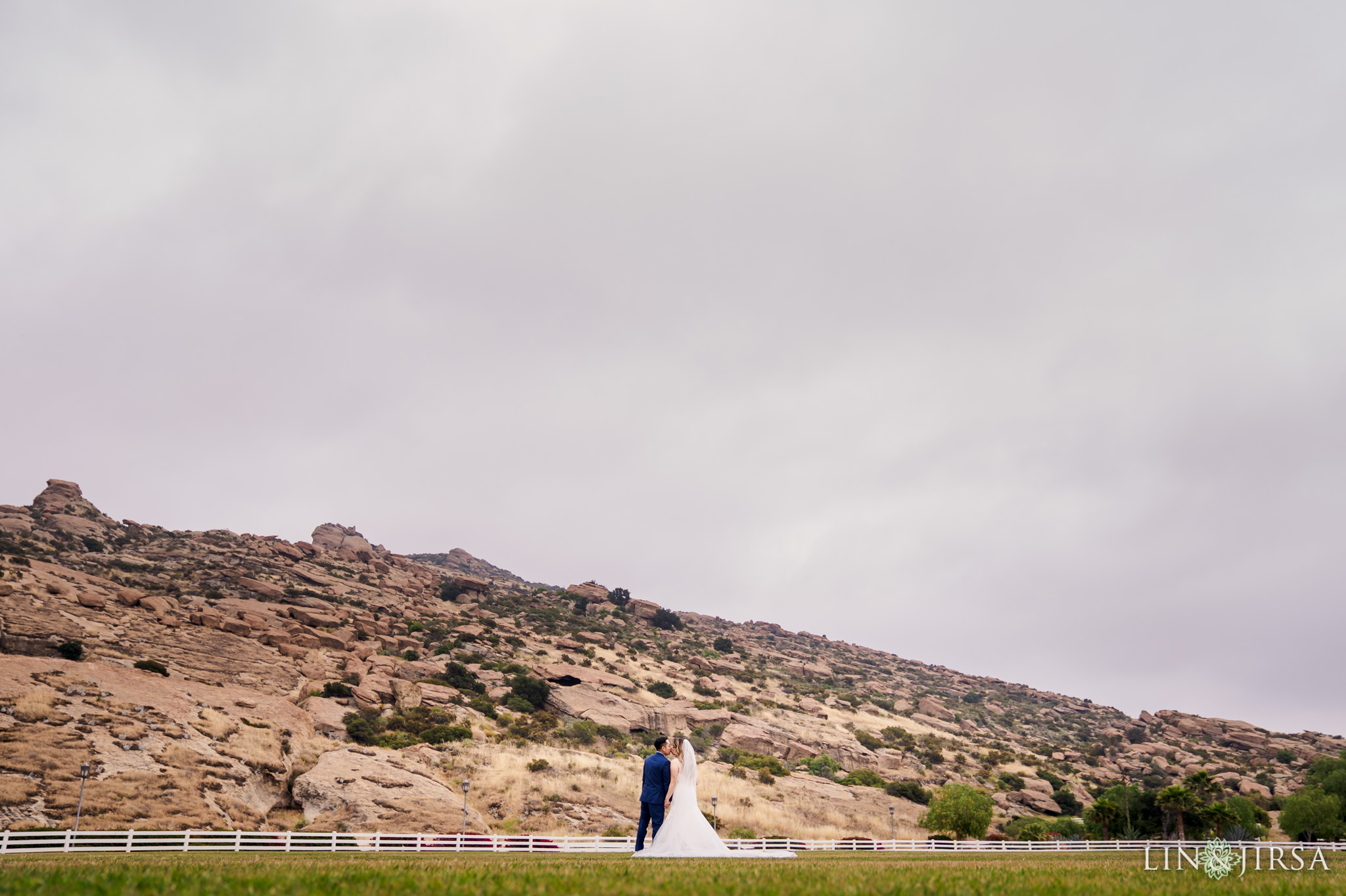 21 Hummingbird Nest Ranch Santa Susana Wedding Photography