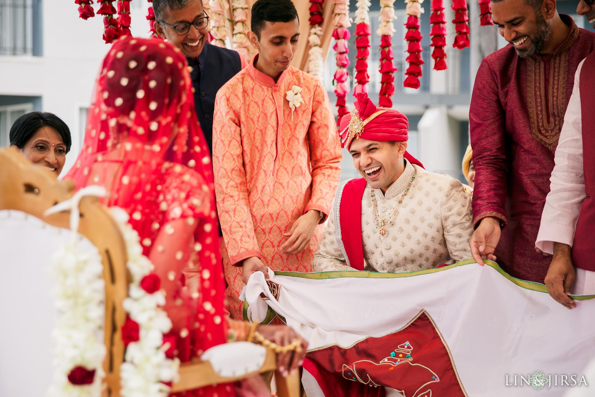 21 Loews Coronado Bay Resort San Diego Indian Wedding Photography