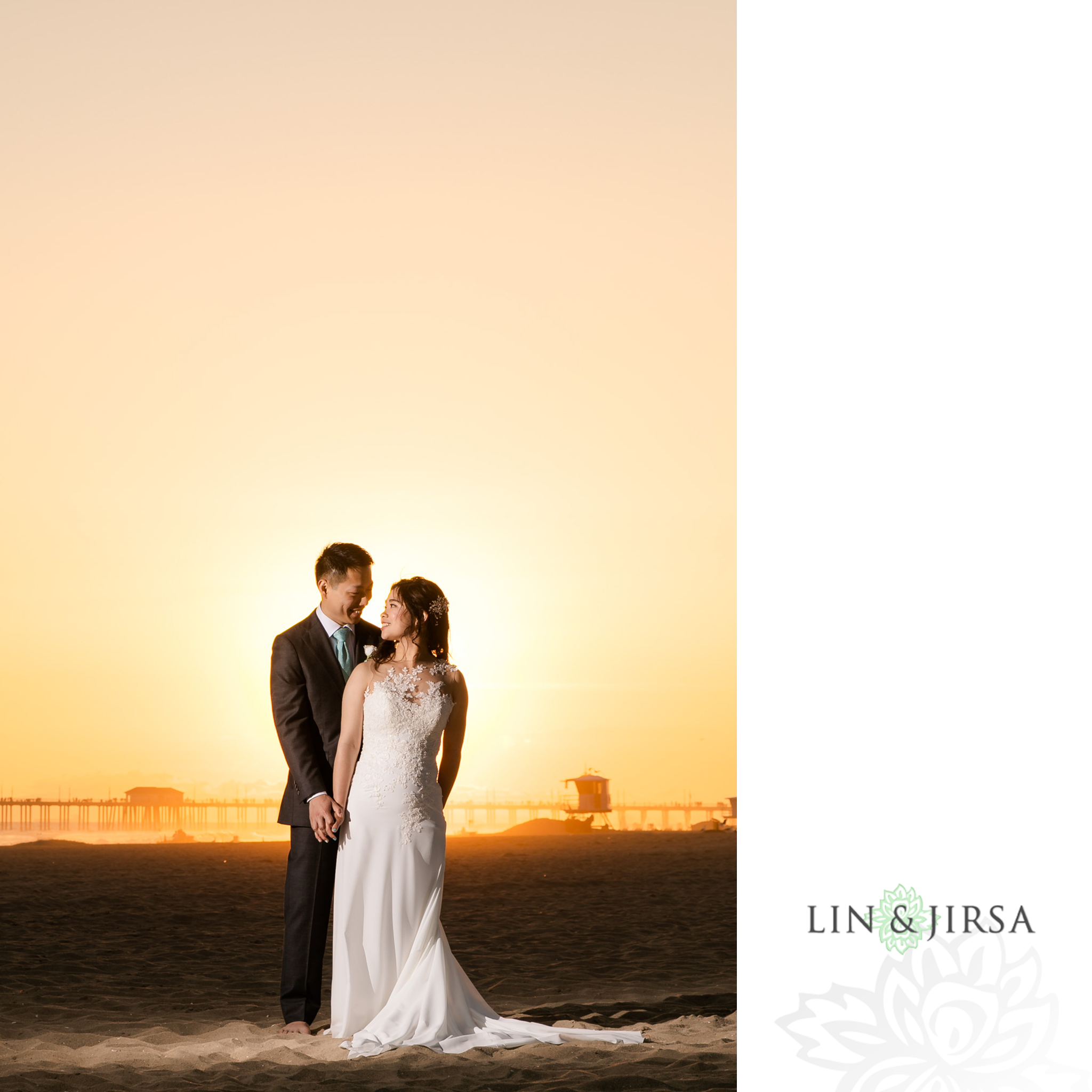 22 Hilton Waterfront Beach Resort Huntington Beach Wedding Photography