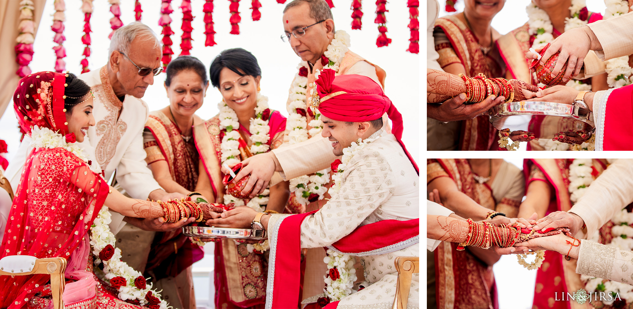 22 Loews Coronado Bay Resort San Diego Indian Wedding Photography