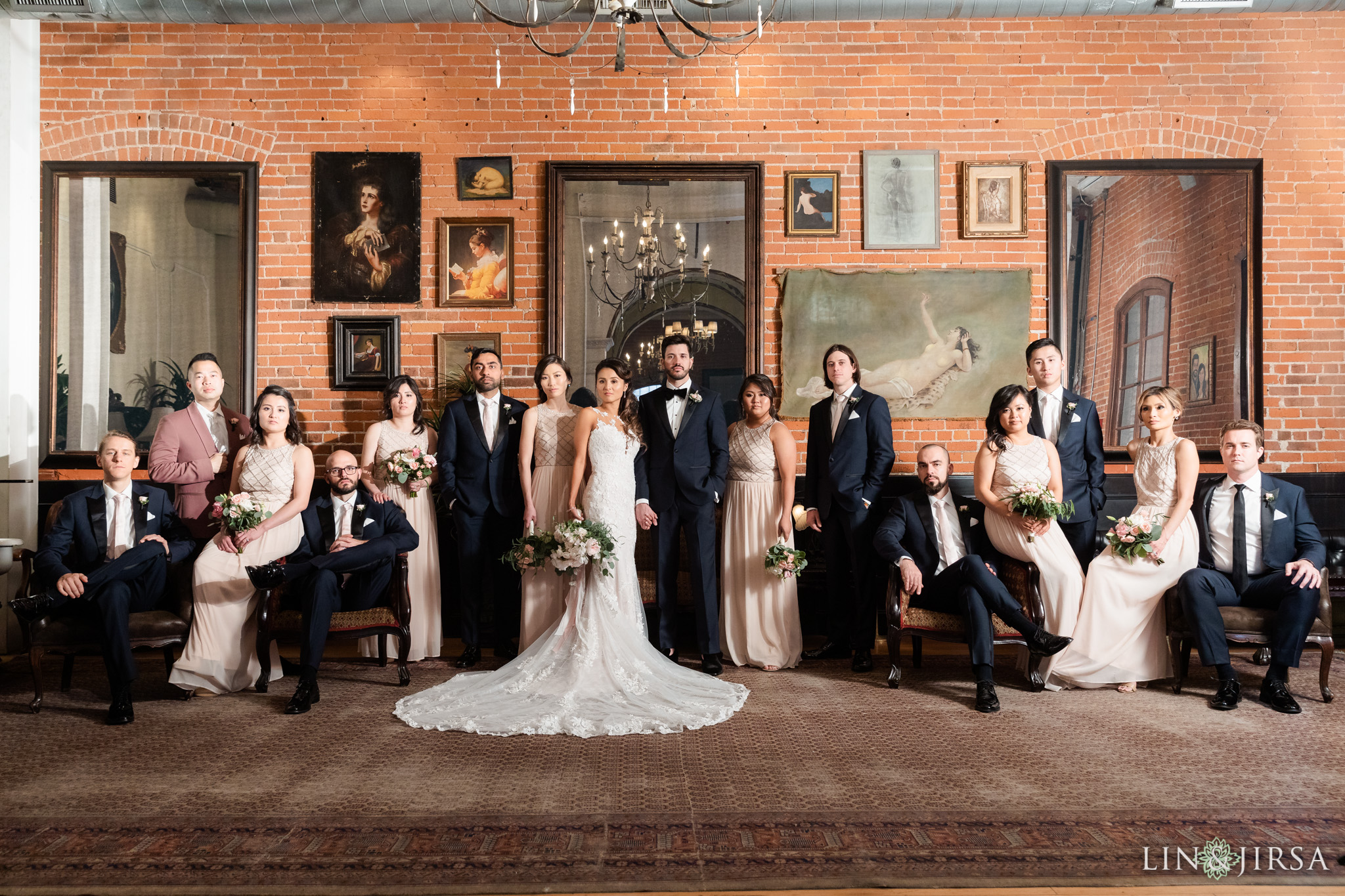 23 Carondelet House Los Angeles County Wedding Photography