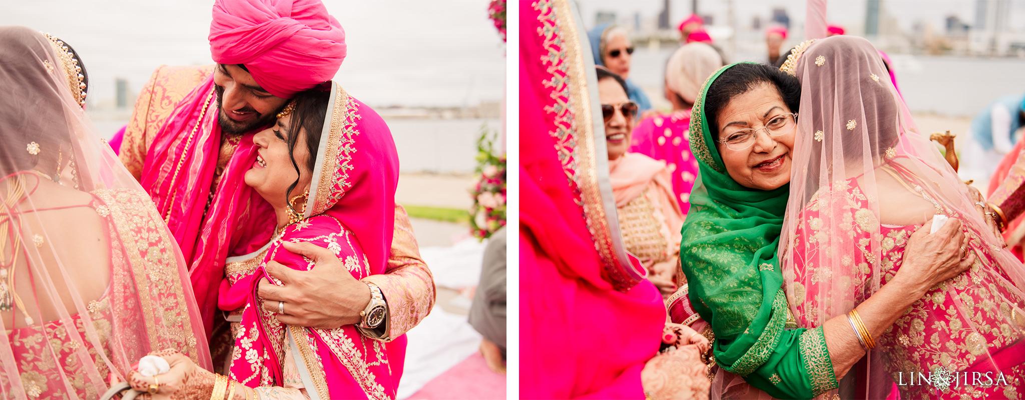 23 Coronado Resort and Spa San Diego Punjabi Wedding Photography