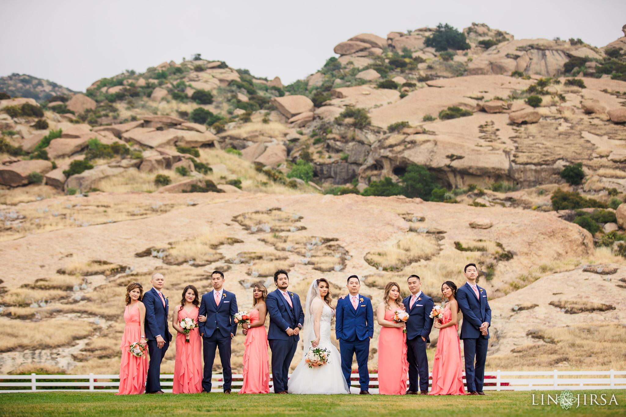 24 Hummingbird Nest Ranch Santa Susana Wedding Photography