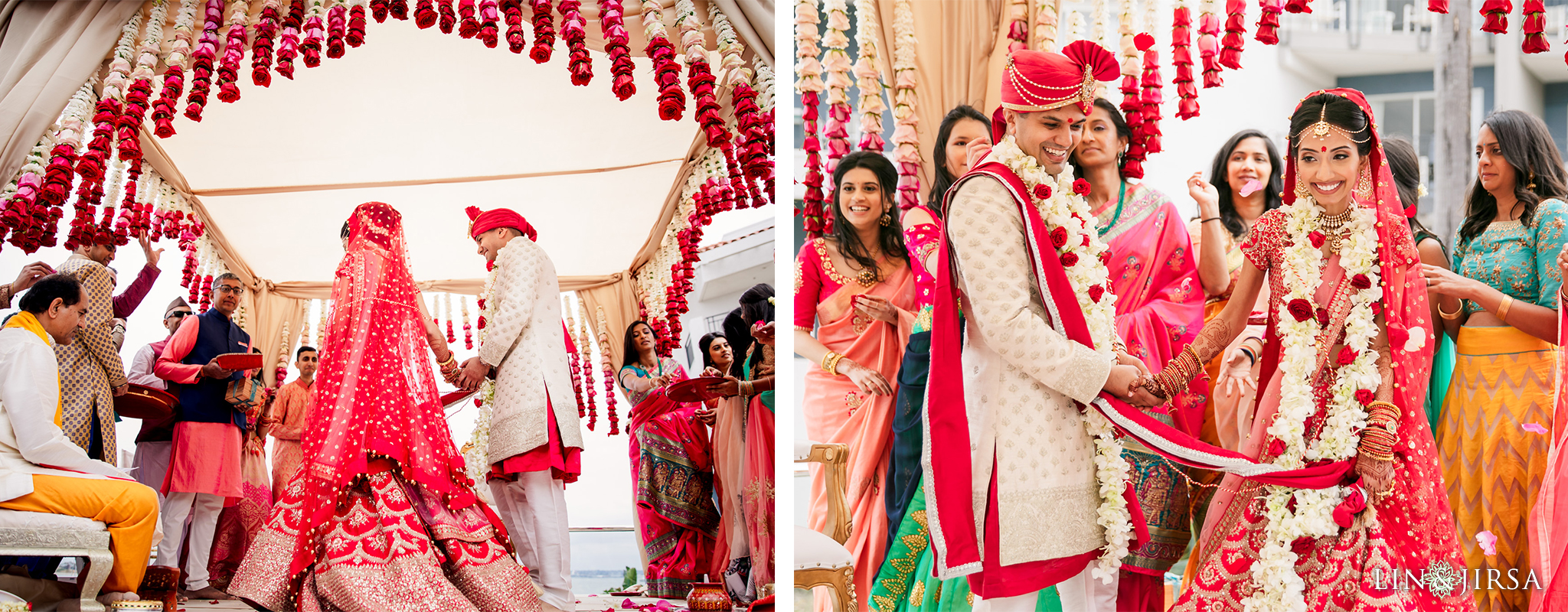 24 Loews Coronado Bay Resort San Diego Indian Wedding Photography