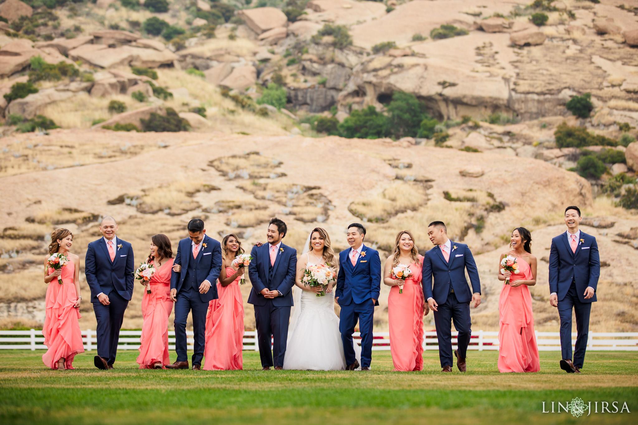 25 Hummingbird Nest Ranch Santa Susana Wedding Photography