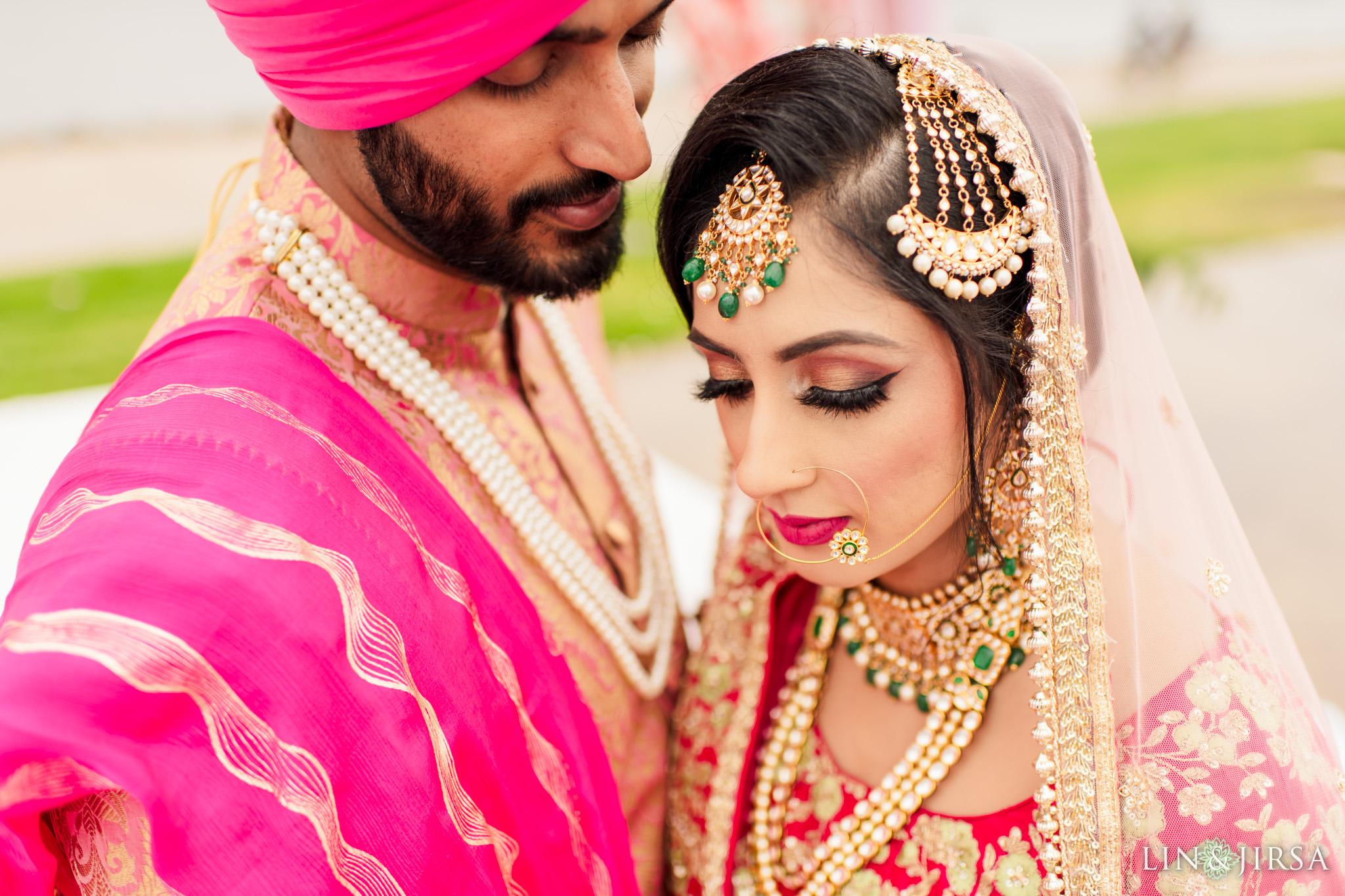 26 Coronado Resort and Spa San Diego Punjabi Wedding Photography