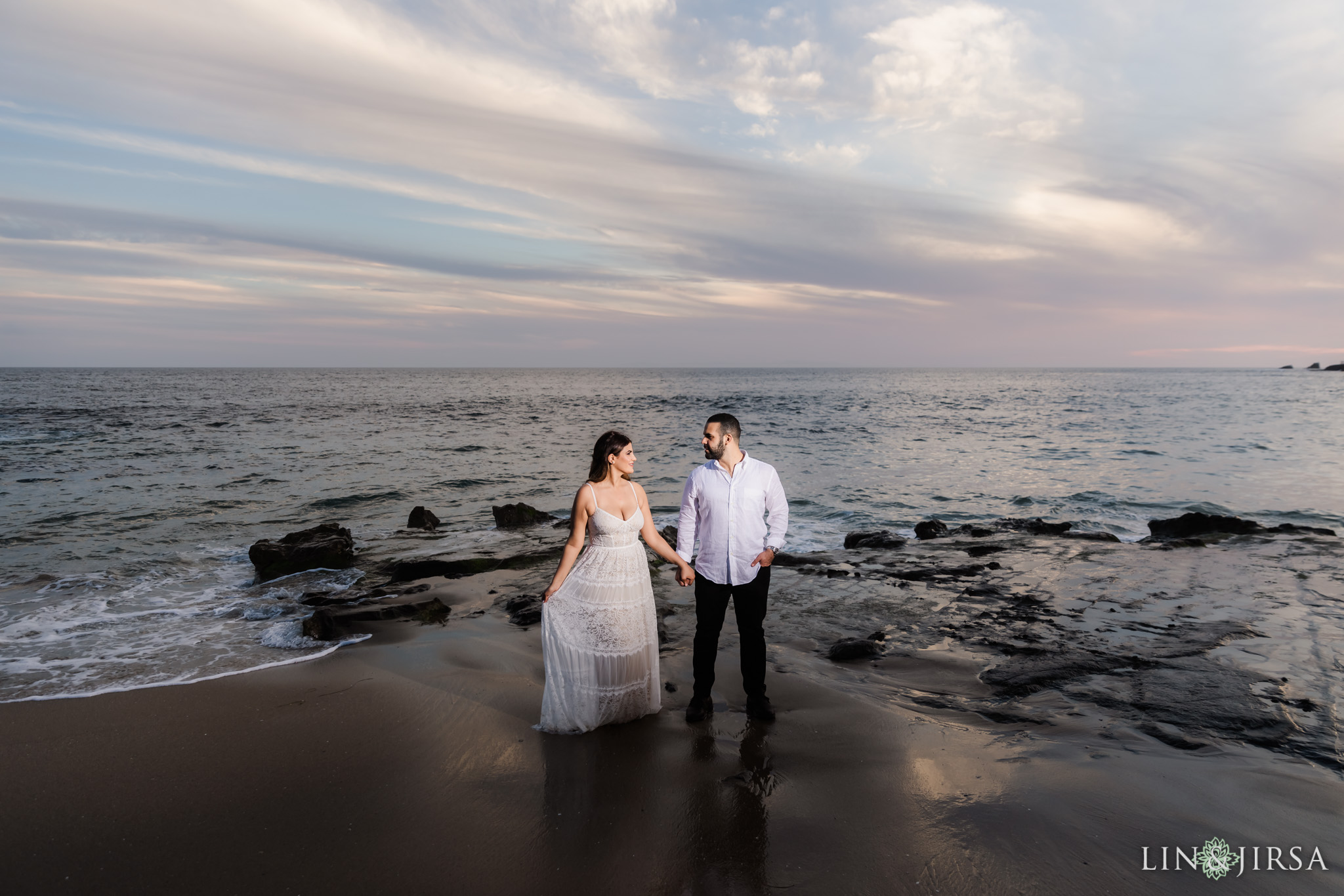 26 Heisler Beach Orange County Engagement Photography