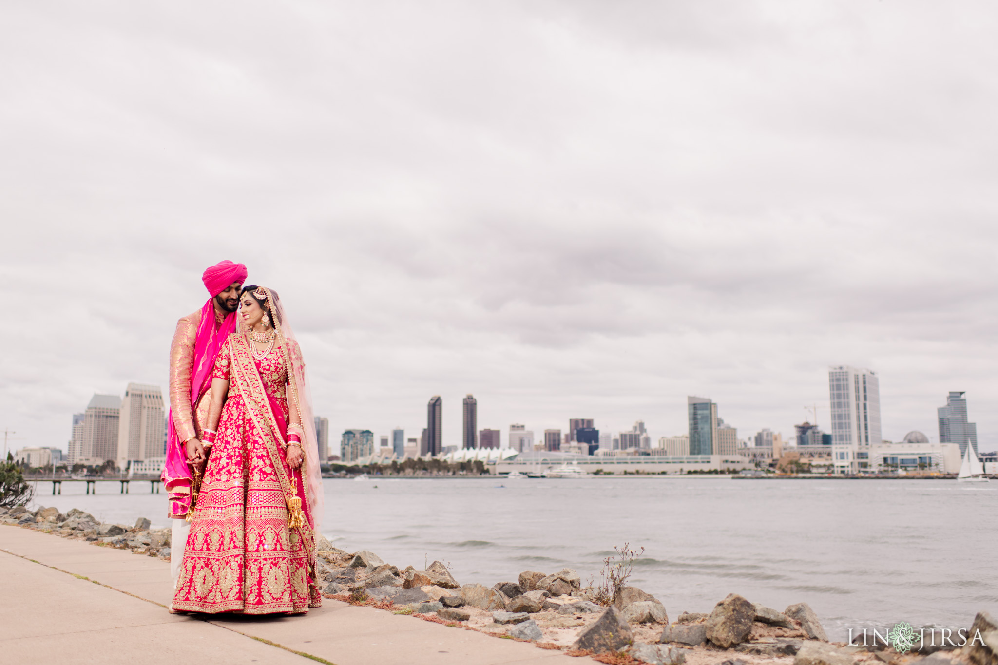27 Coronado Resort and Spa San Diego Punjabi Wedding Photography