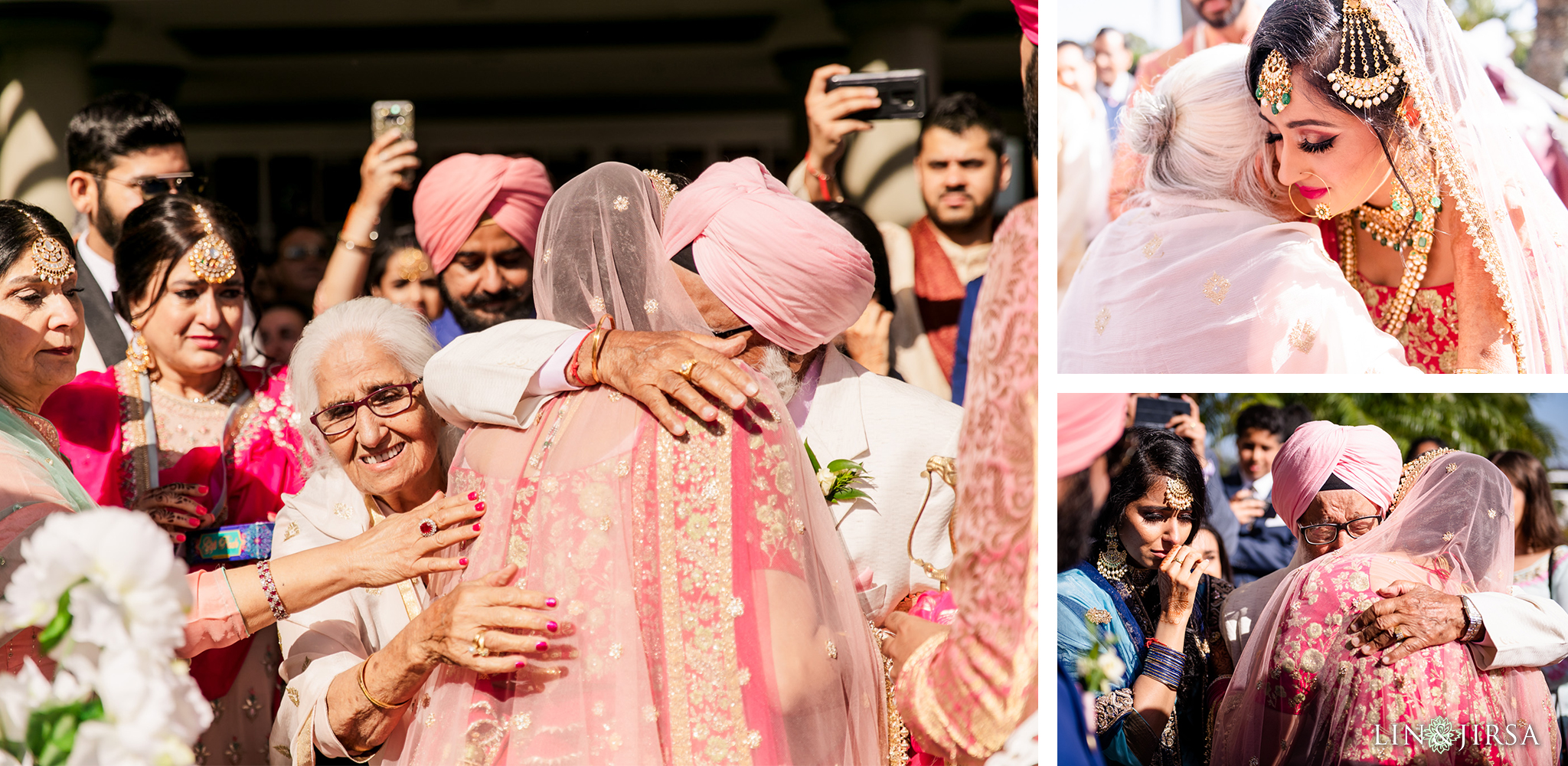 28 Coronado Resort and Spa San Diego Punjabi Wedding Photography