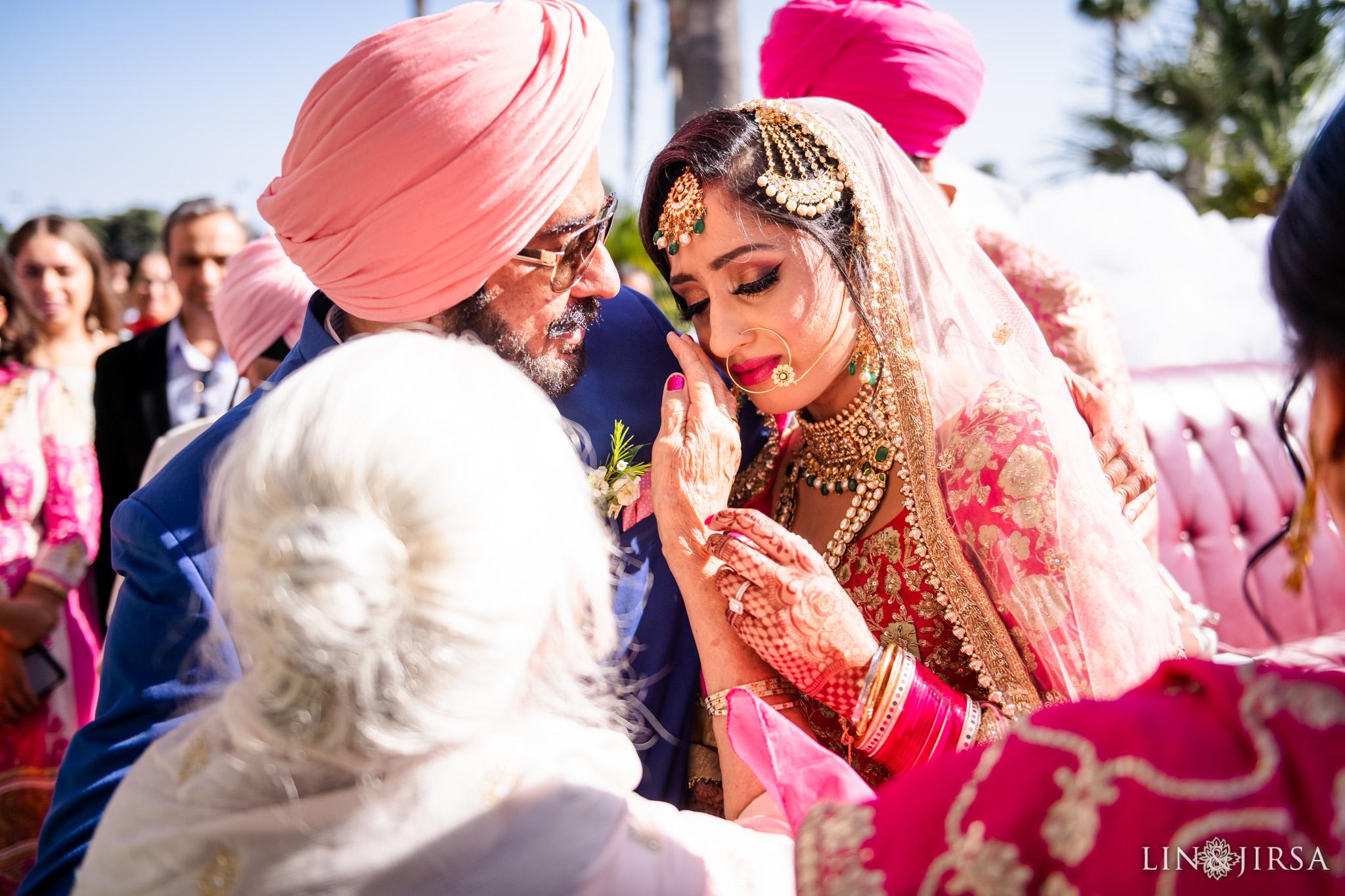 29 Coronado Resort and Spa San Diego Punjabi Wedding Photography
