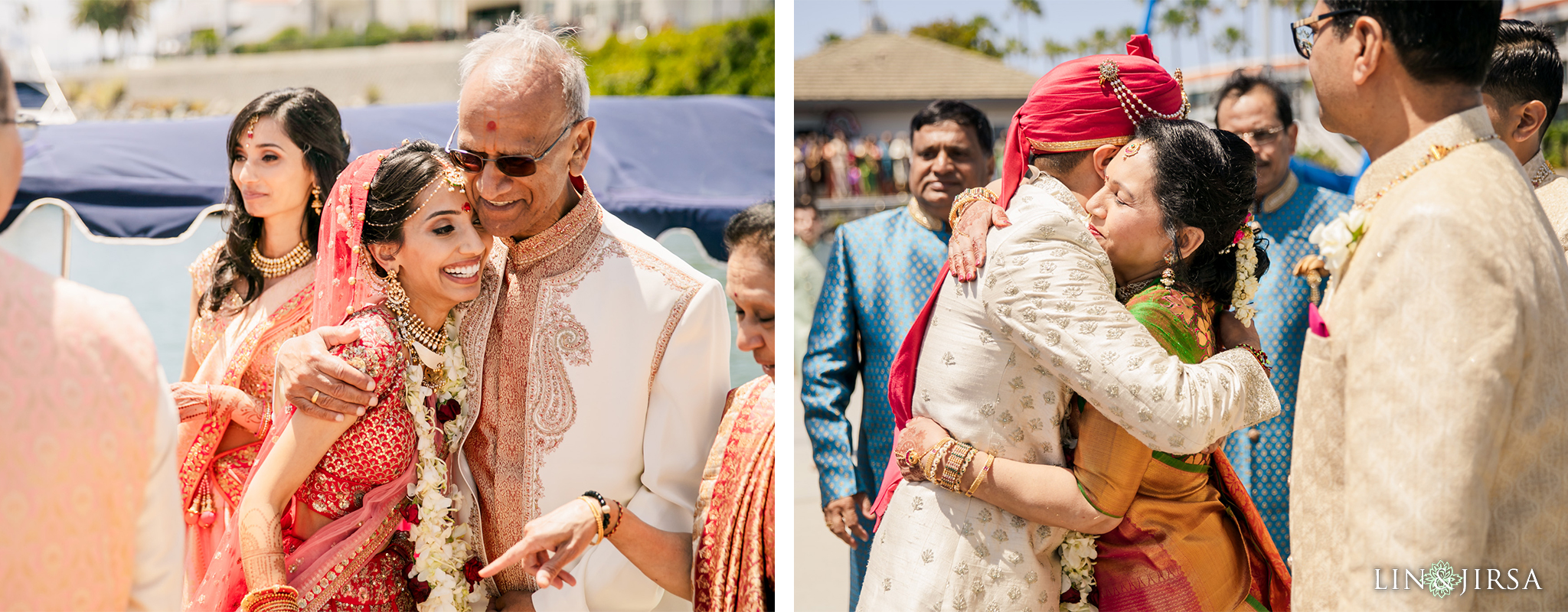 29 Loews Coronado Bay Resort San Diego Indian Wedding Photography