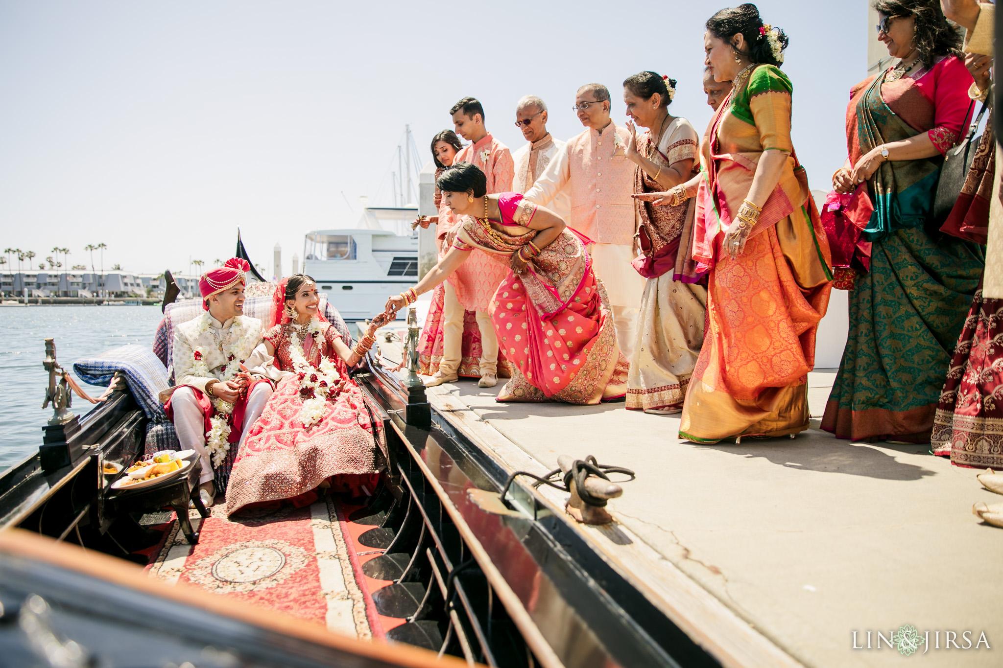 30 Loews Coronado Bay Resort San Diego Indian Wedding Photography