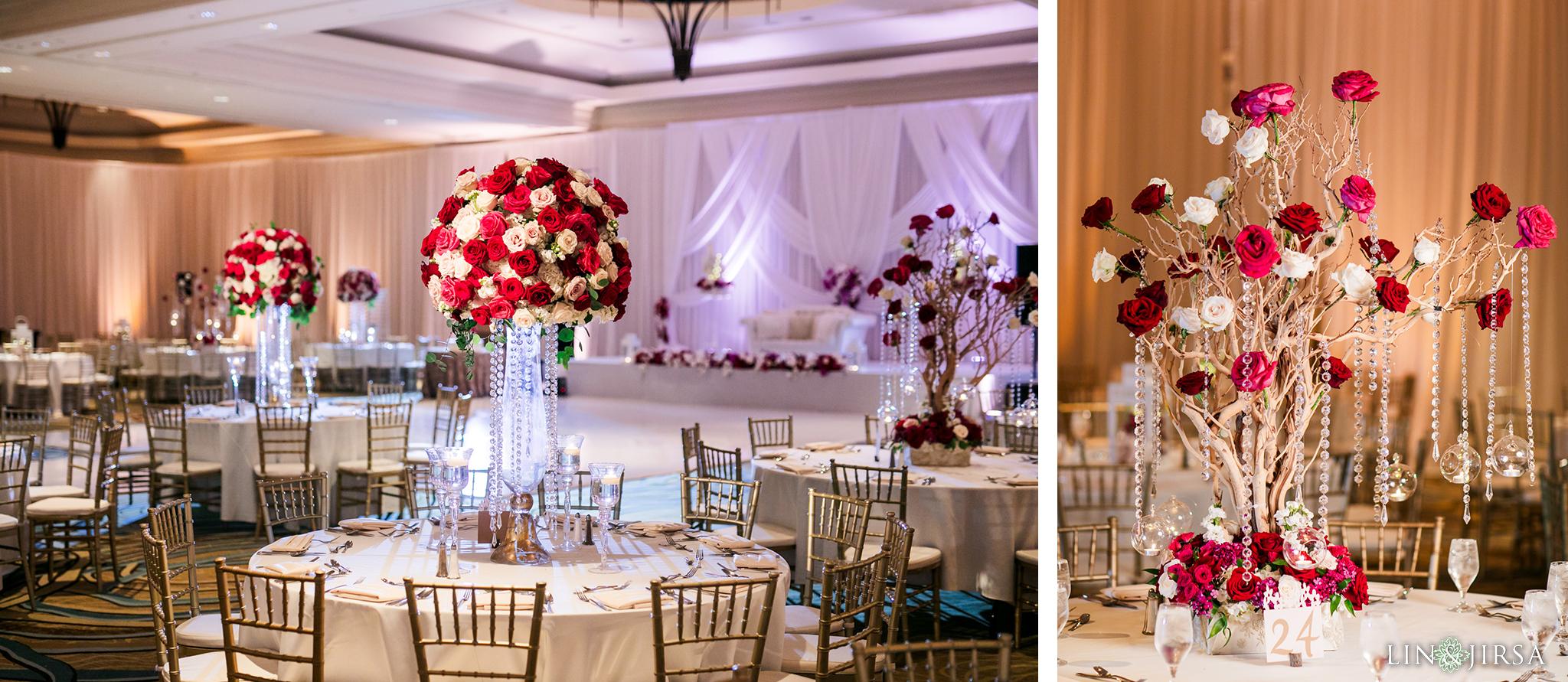 39 Loews Coronado Bay Resort San Diego Indian Wedding Photography