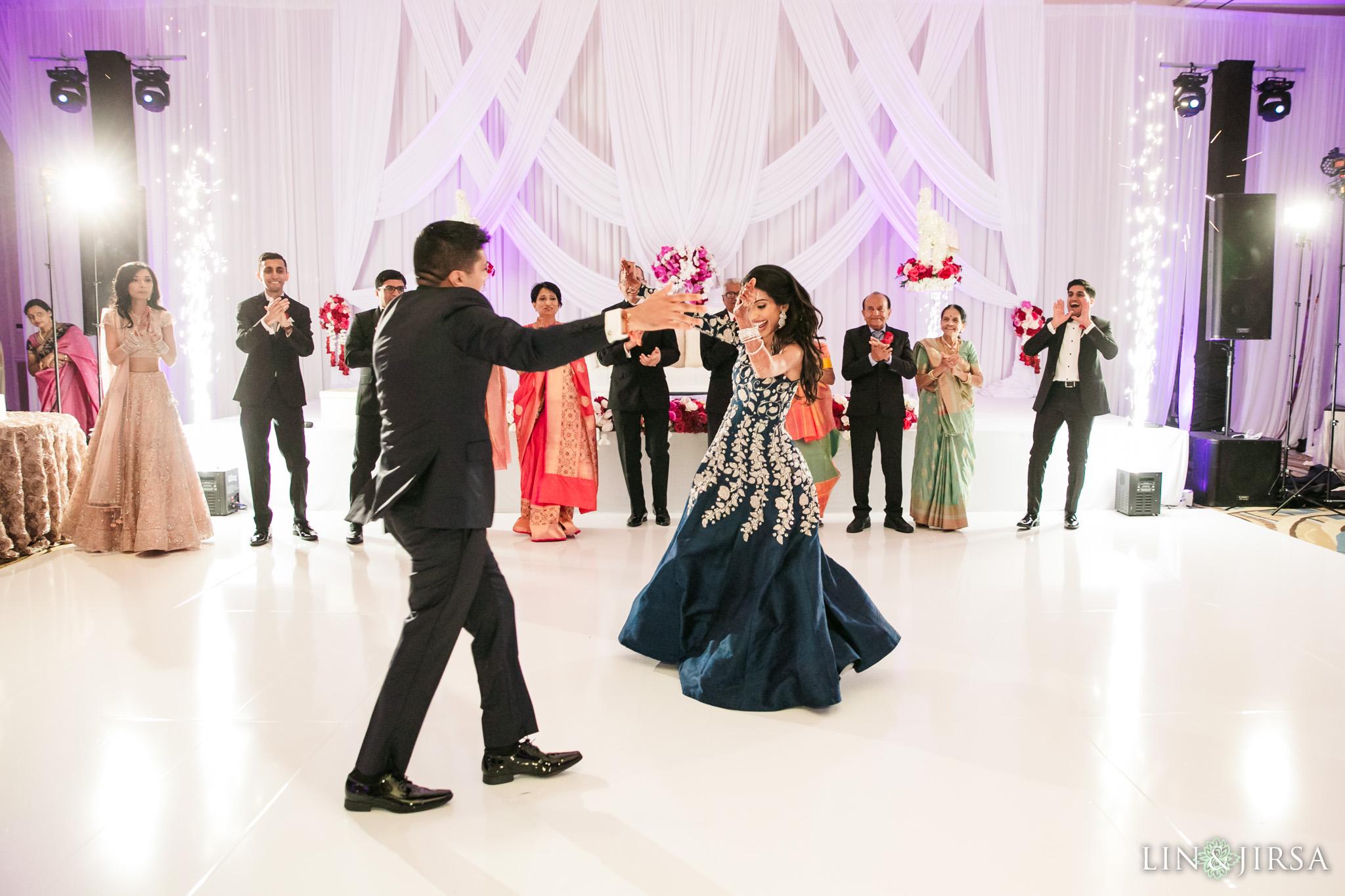 42 Loews Coronado Bay Resort San Diego Indian Wedding Photography