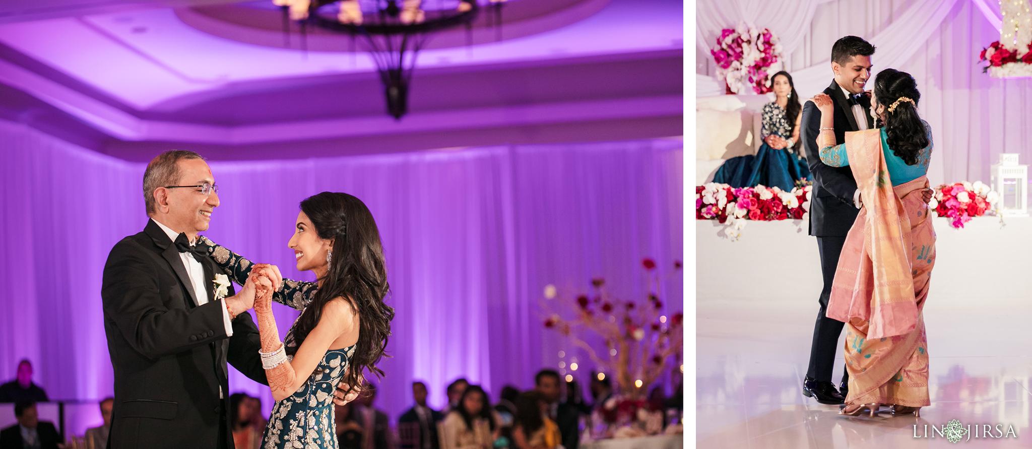 45 Loews Coronado Bay Resort San Diego Indian Wedding Photography