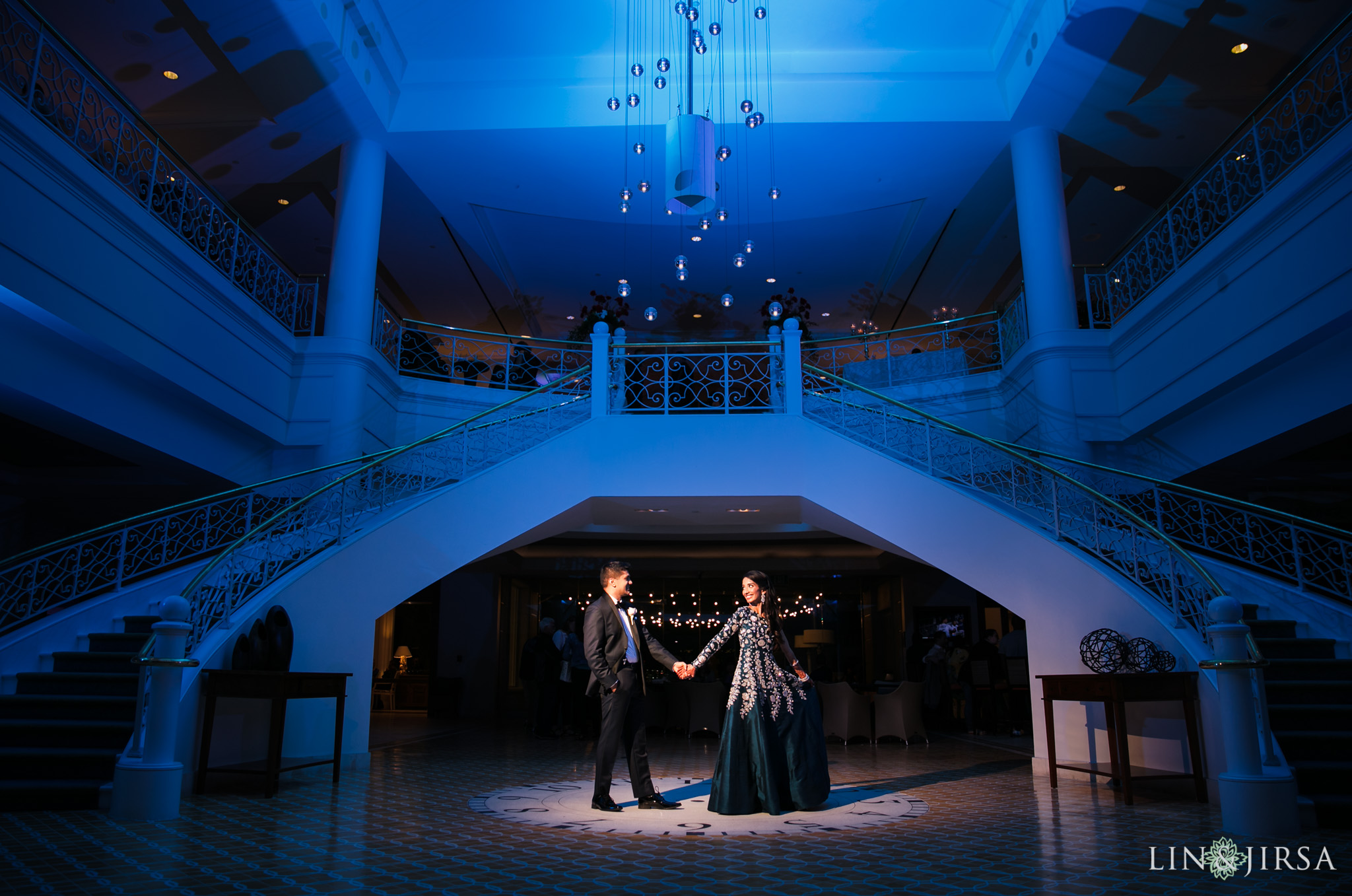 50 Loews Coronado Bay Resort San Diego Indian Wedding Photography