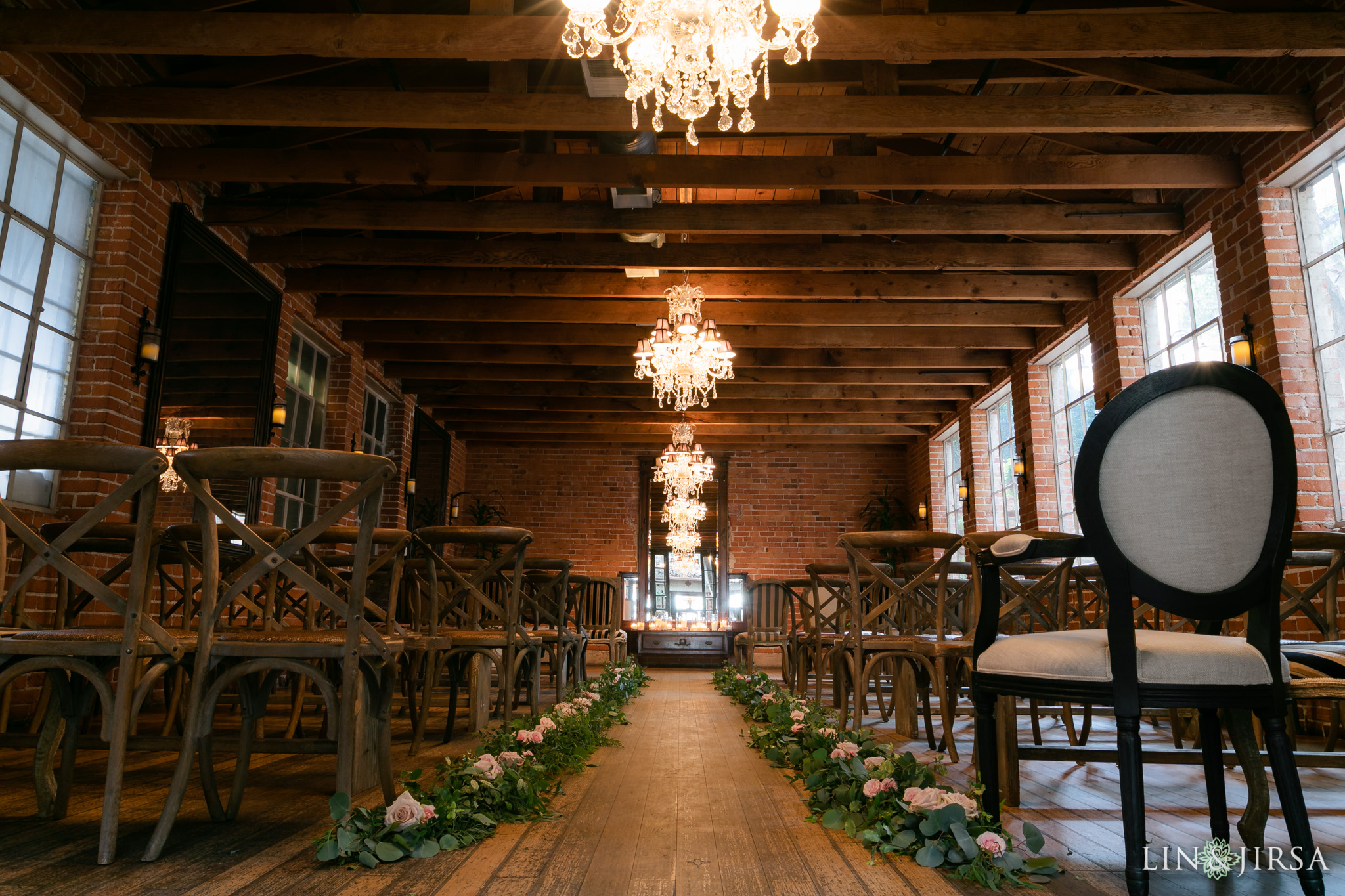 Carondelet House Los Angeles County Wedding Photography