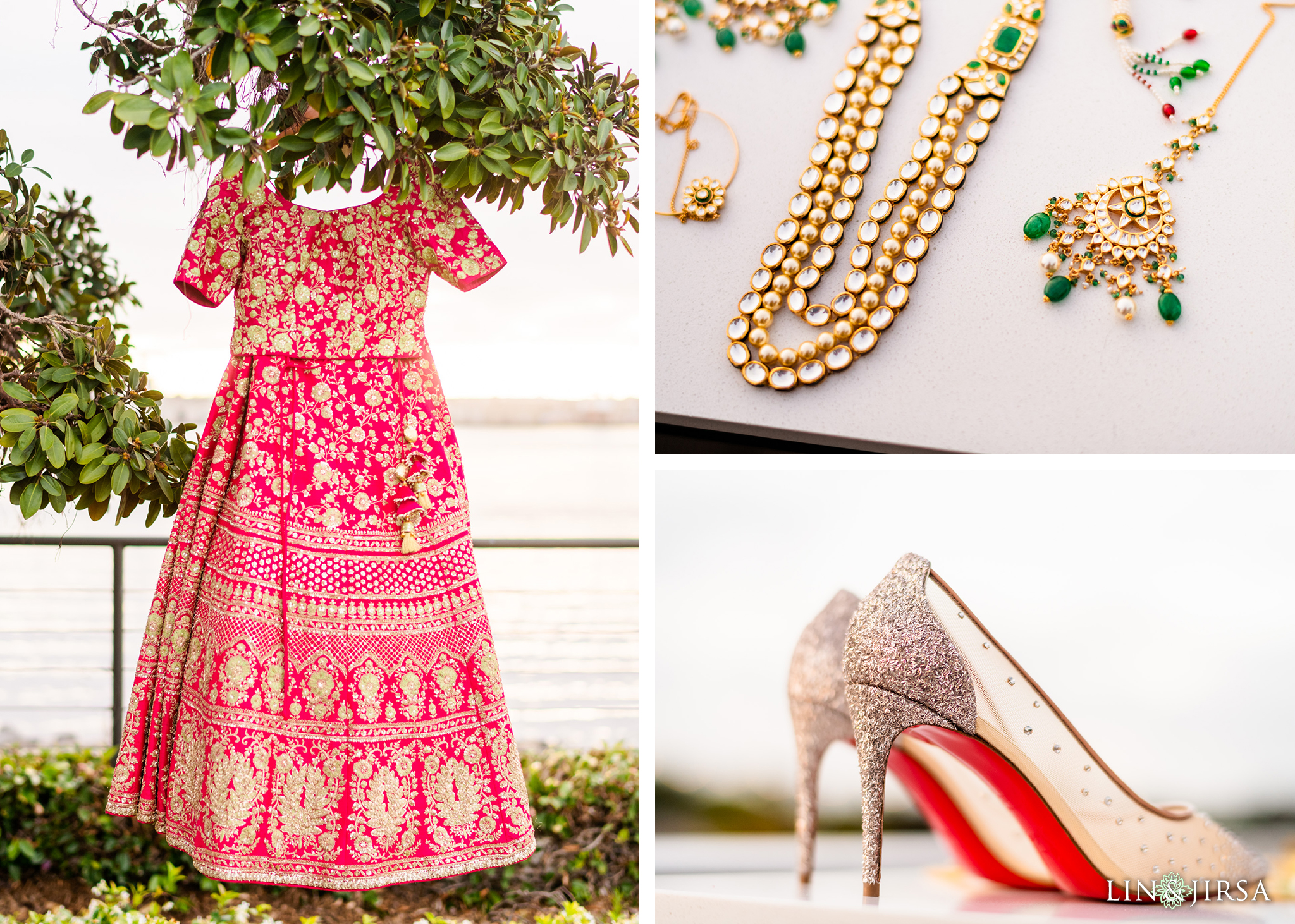 znb Coronado Resort and Spa San Diego Punjabi Wedding Photography