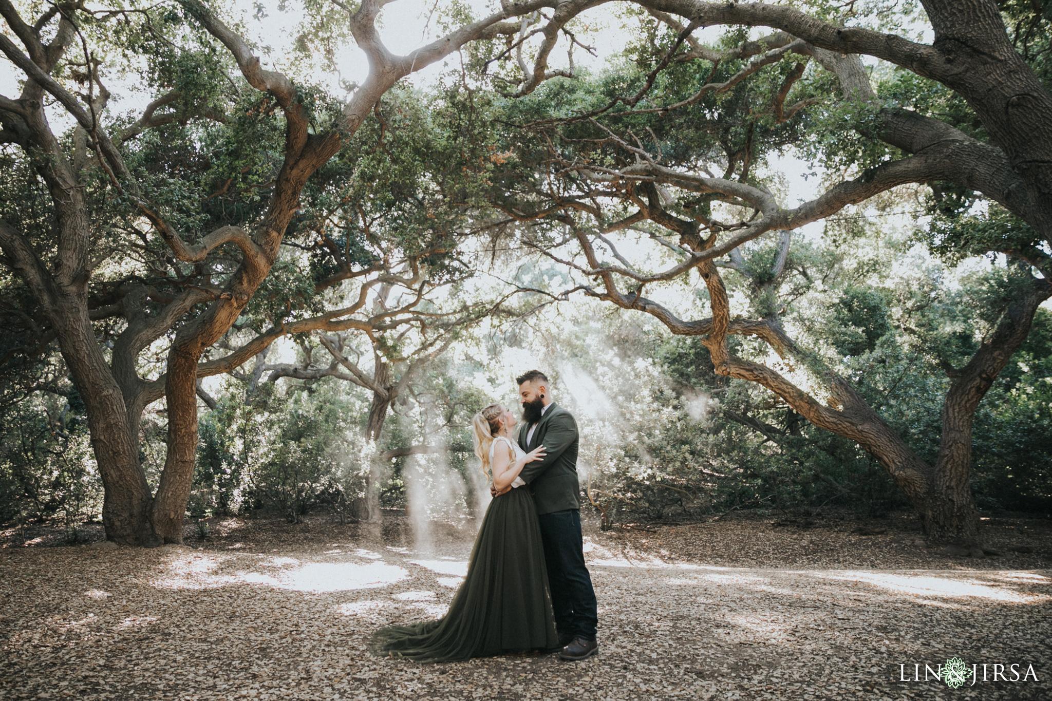 znc Oak Canyon Nature Center Orange County Engagement Photography