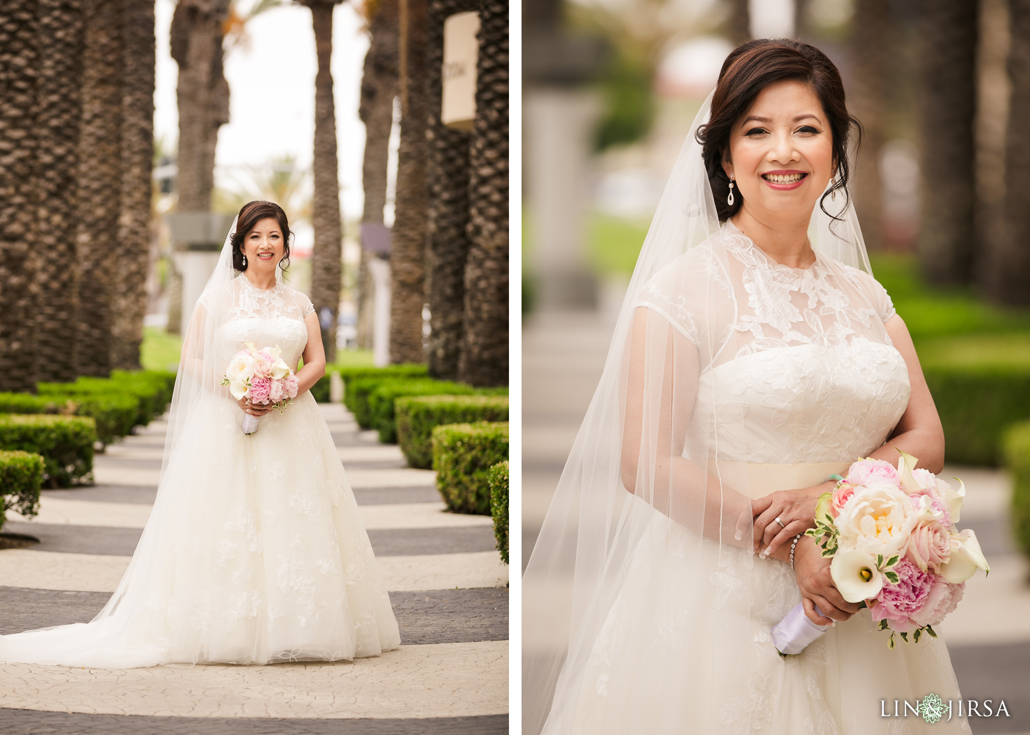03 Christ Cathedral Garden Grove Wedding Ceremony Photography