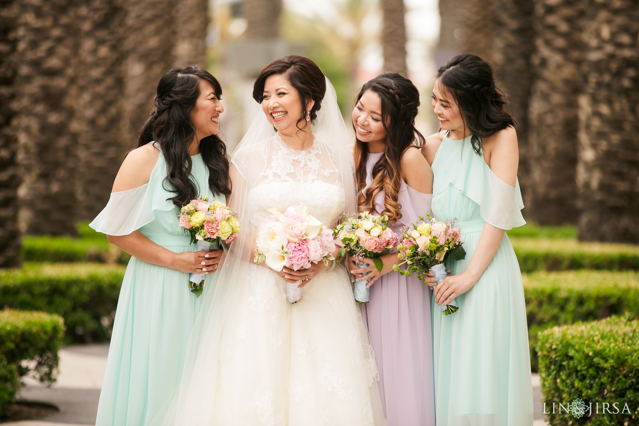 04 Christ Cathedral Garden Grove Wedding Ceremony Photography