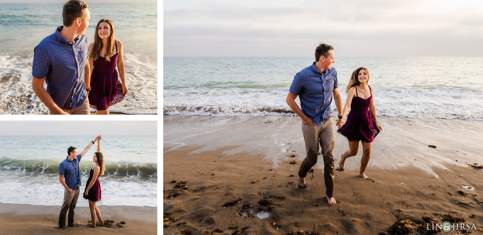 05 Founders Park Los Angeles County Engagement Photography