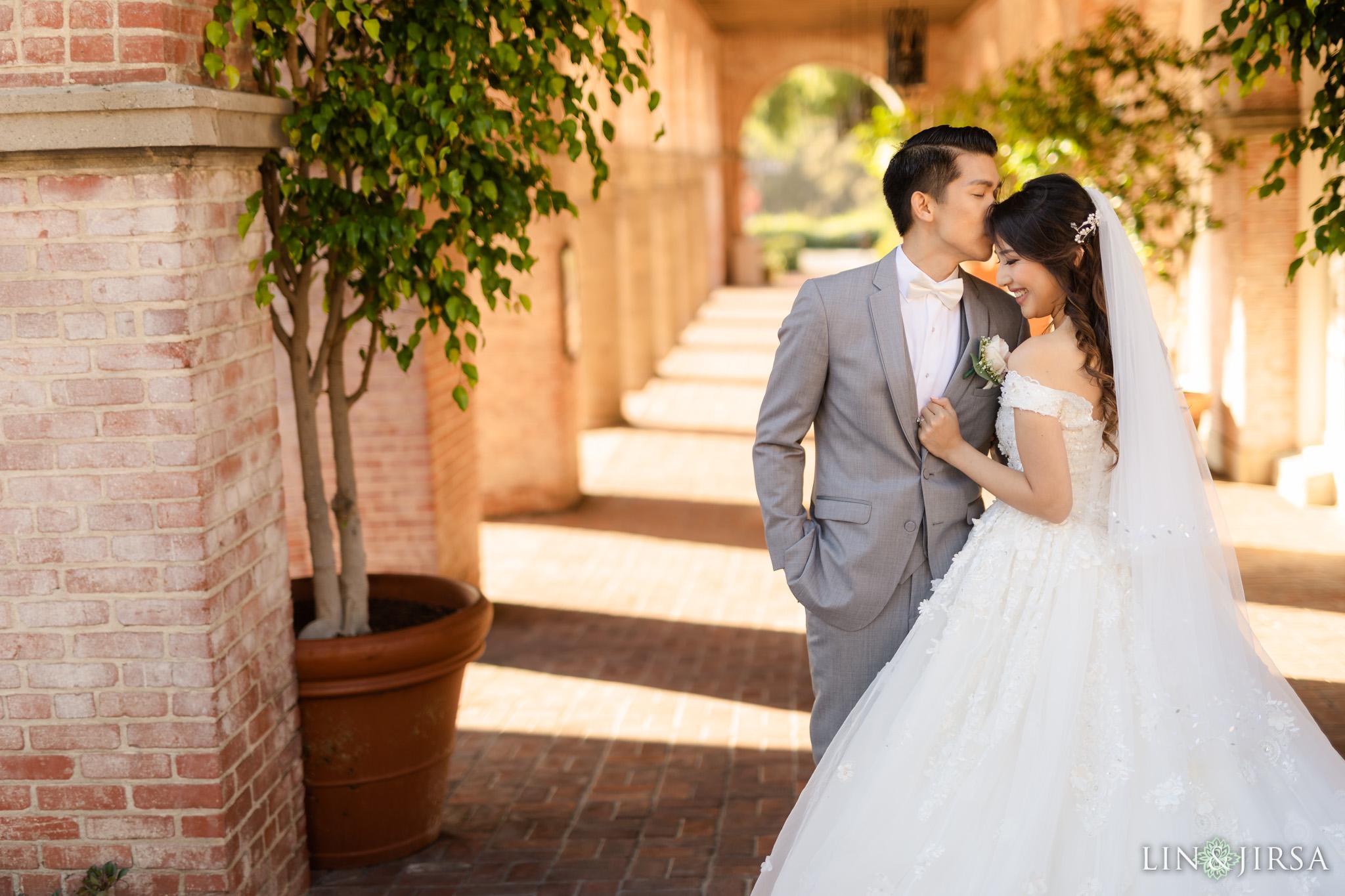 08 Malaga Cove Plaza Rancho Palos Verdes Engagement Photography