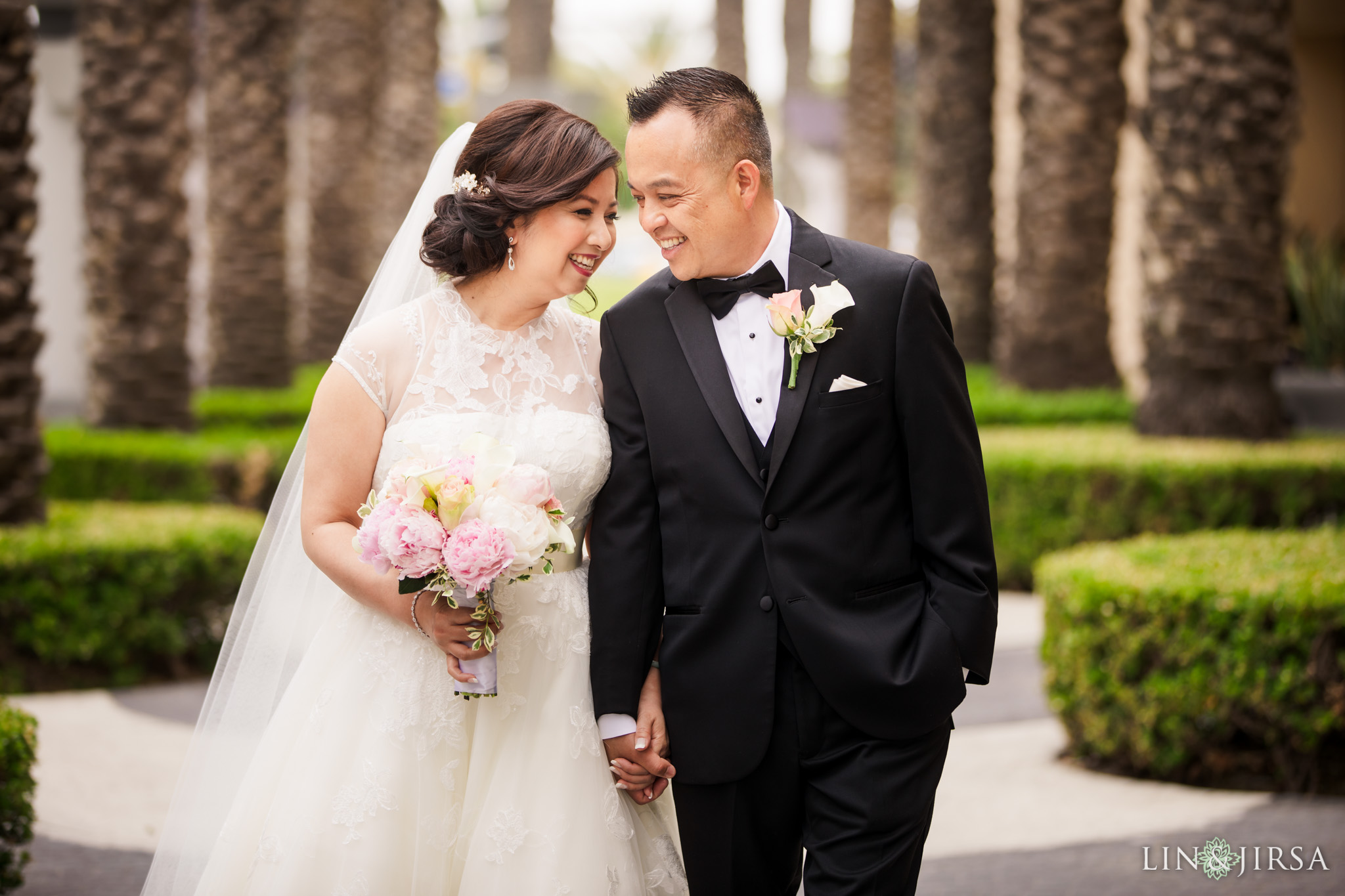 10 Christ Cathedral Garden Grove Wedding Ceremony Photography