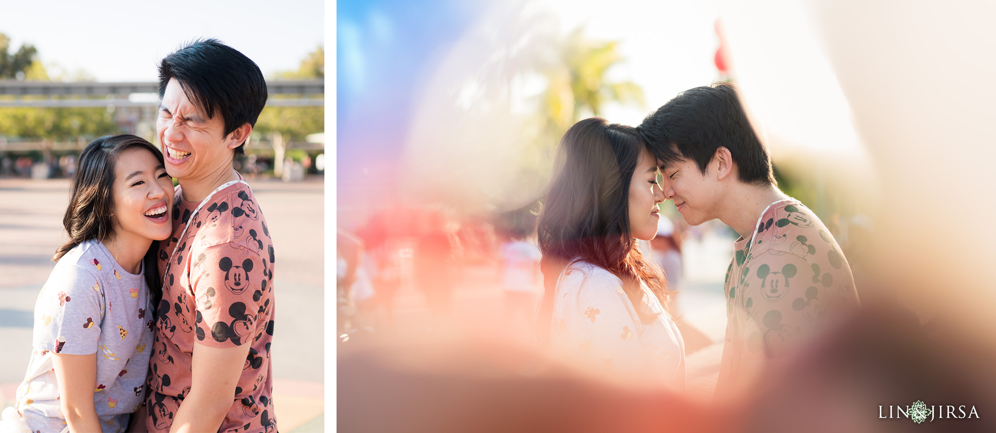 11 Downtown Disney Anaheim Engagement Photography