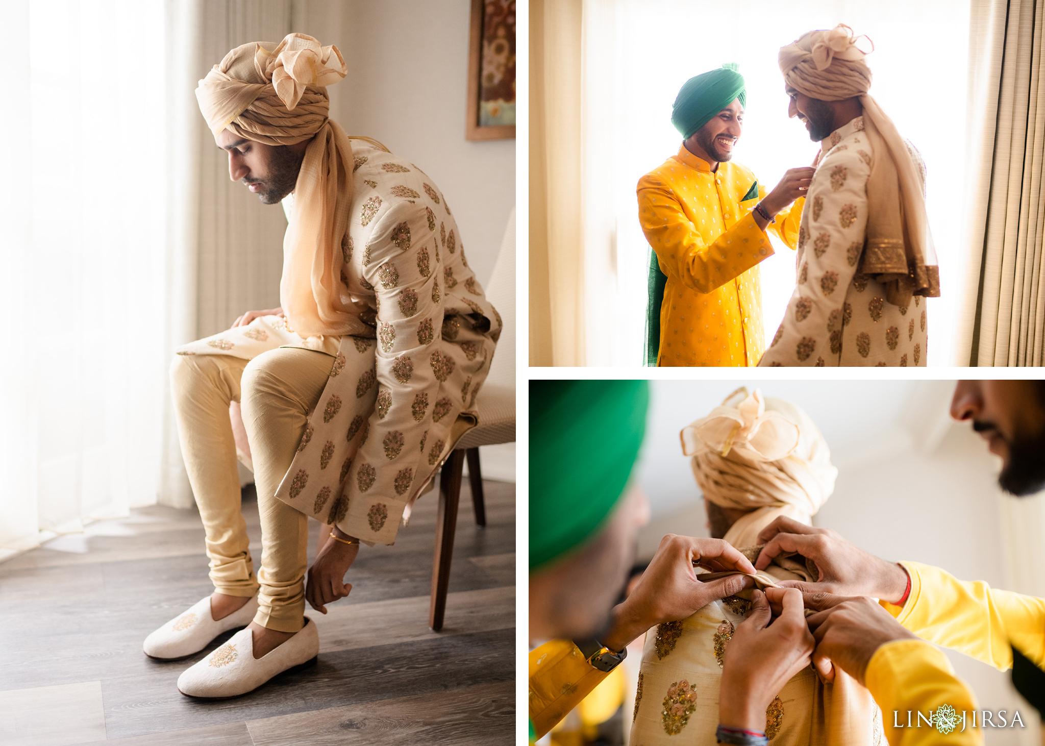 11 Laguna Cliffs Marriott Indian Wedding Ceremony Photography