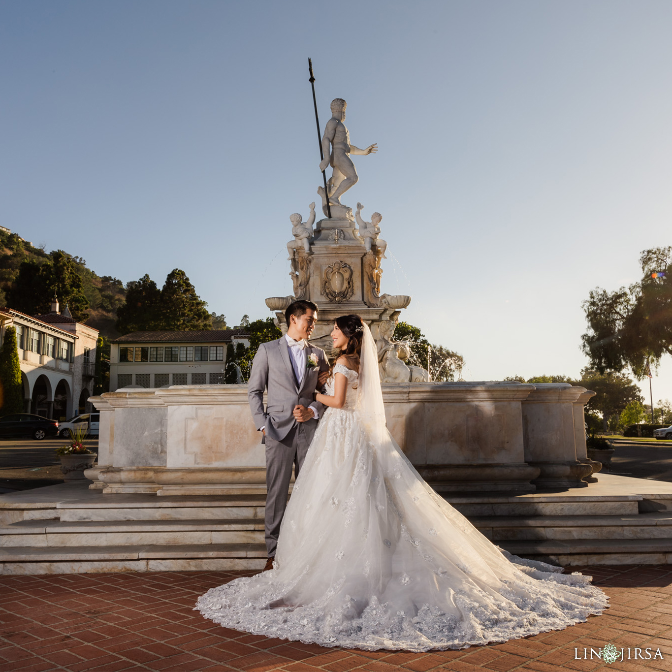 11 Malaga Cove Plaza Rancho Palos Verdes Engagement Photography