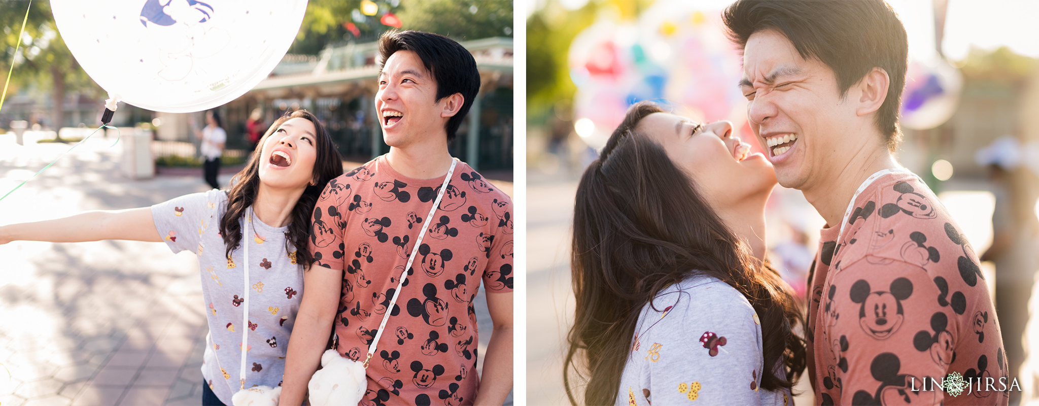 13 Downtown Disney Anaheim Engagement Photography