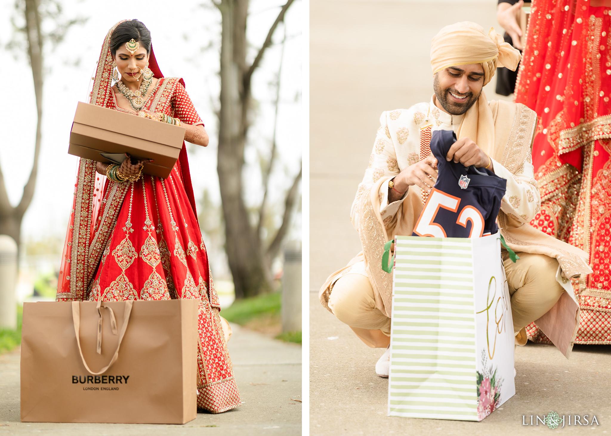 14 Laguna Cliffs Marriott Indian Wedding Reception Photography