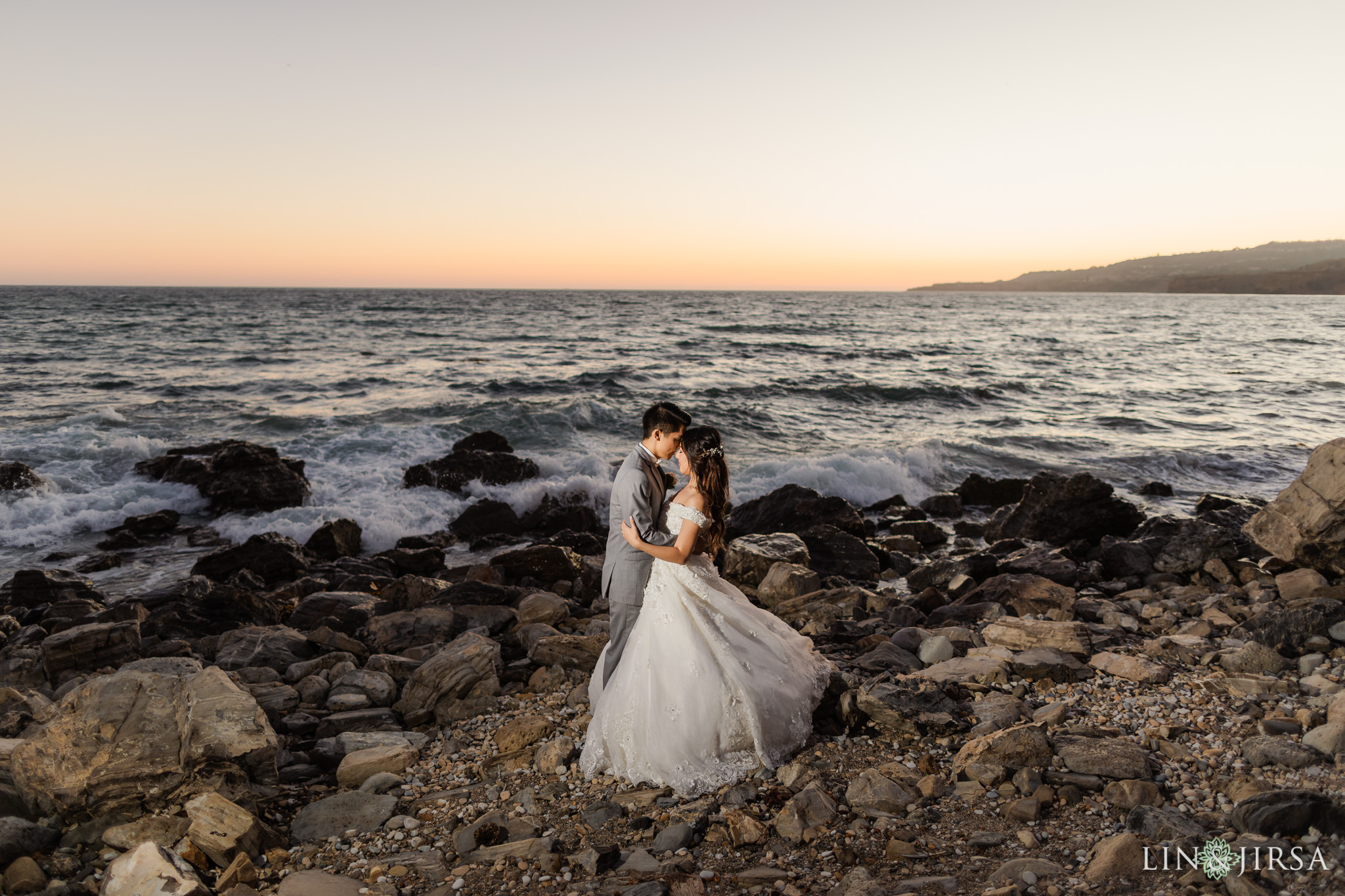 17 Founders Park Rancho Palos Verdes Engagement Photography