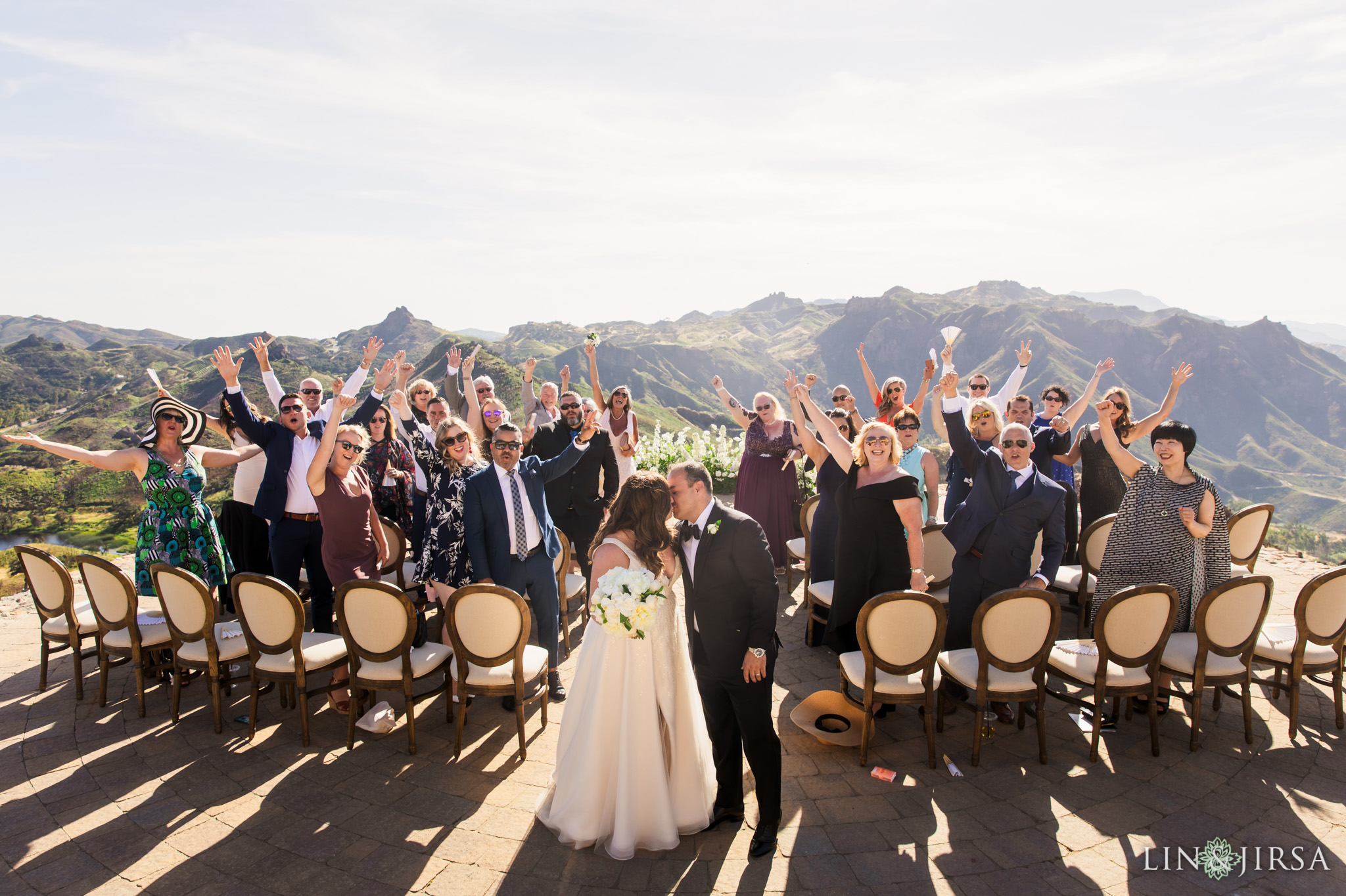 17 Malibu Rocky Oaks Los Angeles County Wedding Photographer