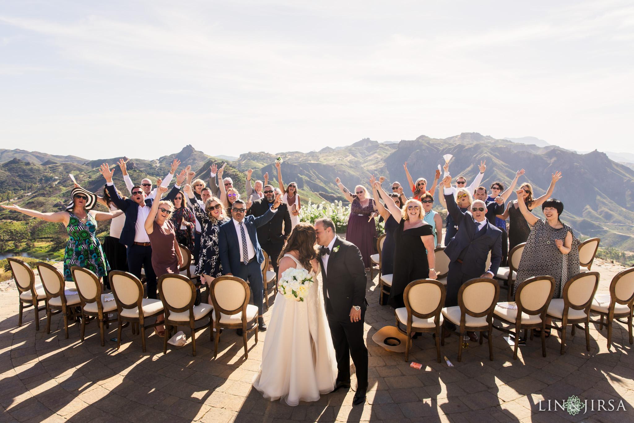 17 Malibu Rocky Oaks Los Angeles County Wedding Photographer