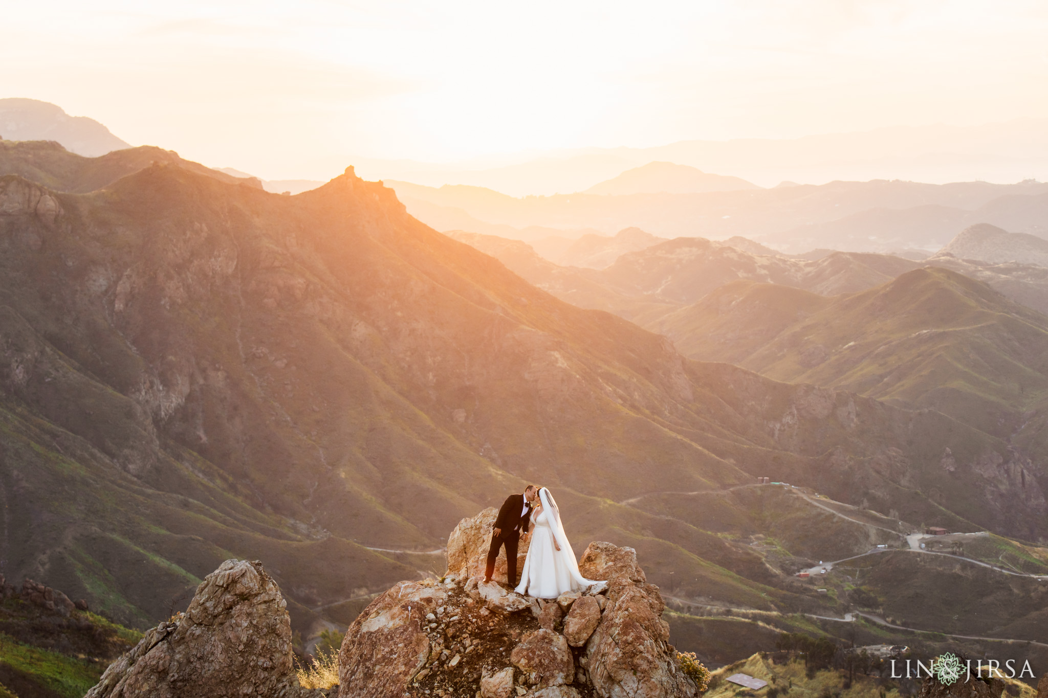 19 Malibu Rocky Oaks Los Angeles County Wedding Photographer