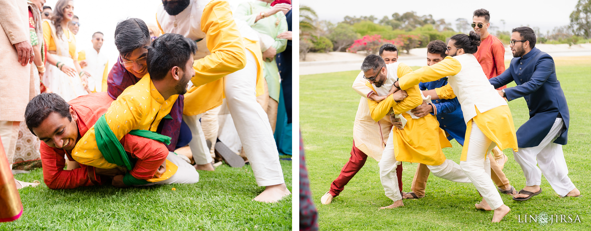 26 Laguna Cliffs Marriott Indian Wedding Reception Photography