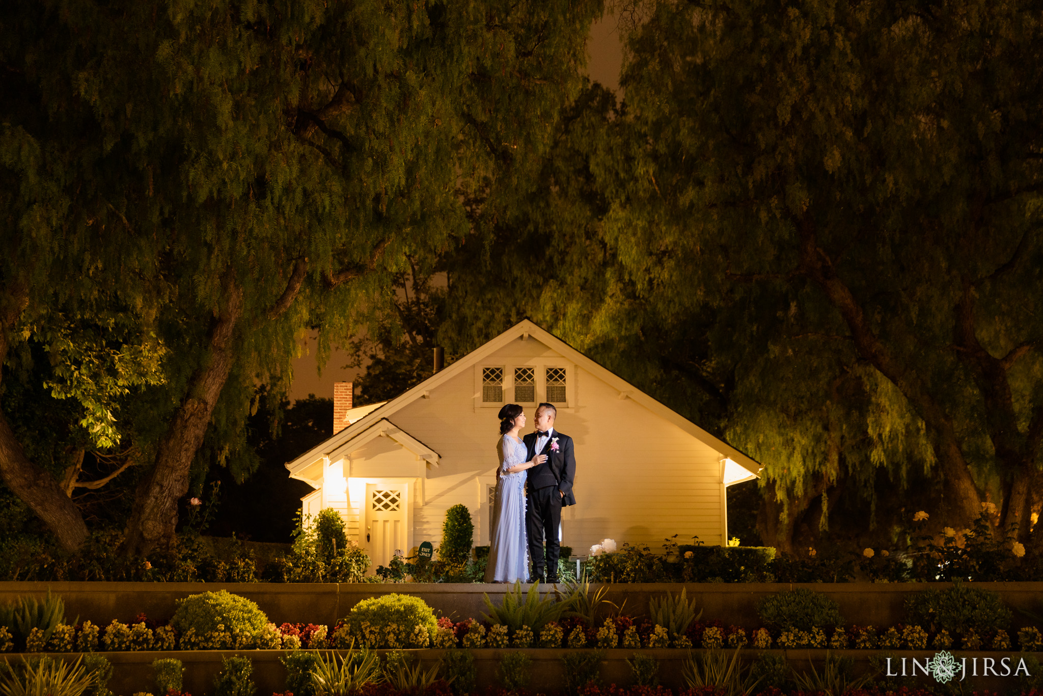36 Richard Nixon Library Yorba Linda Wedding Photography