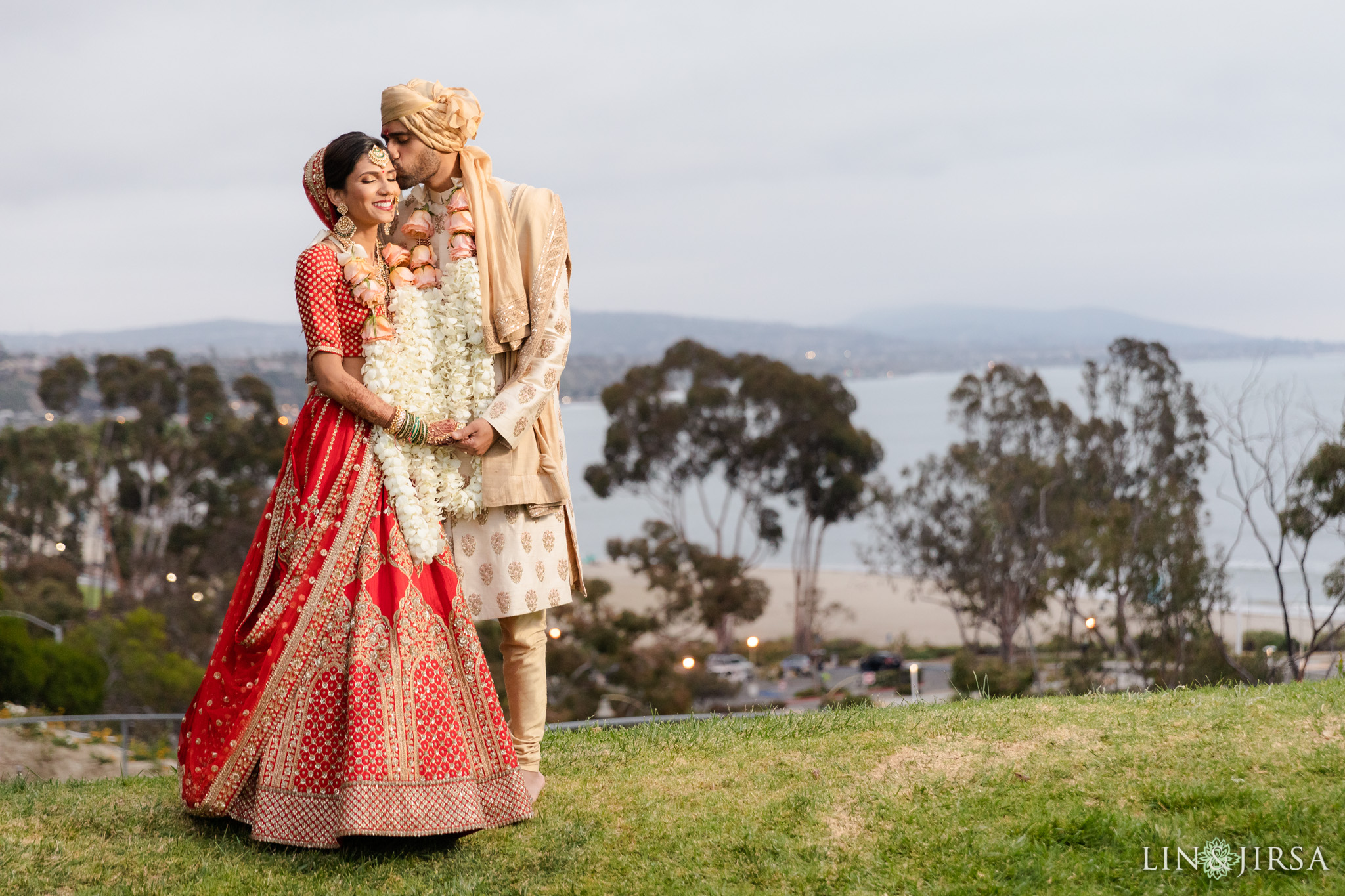 40 Laguna Cliffs Marriott Indian Wedding Photography