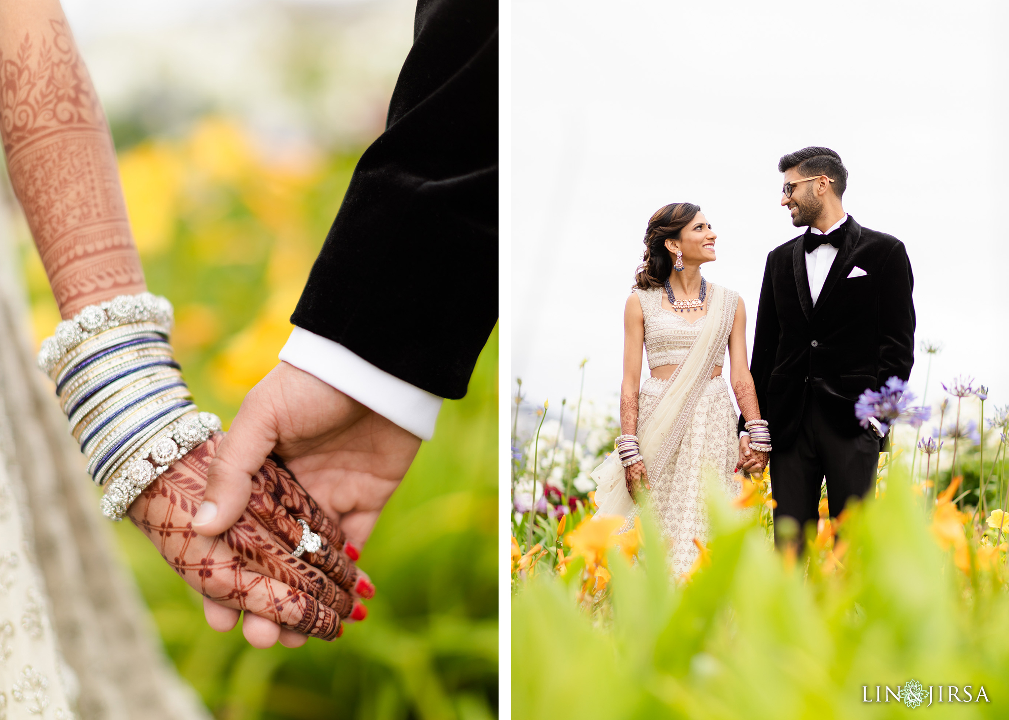 zmsantos Laguna Cliffs Marriott Indian Wedding Reception Photographer