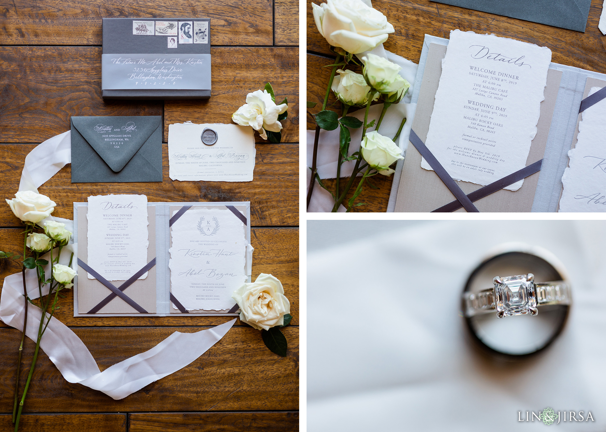 zsr Malibu Rocky Oaks Los Angeles County Wedding Photographer