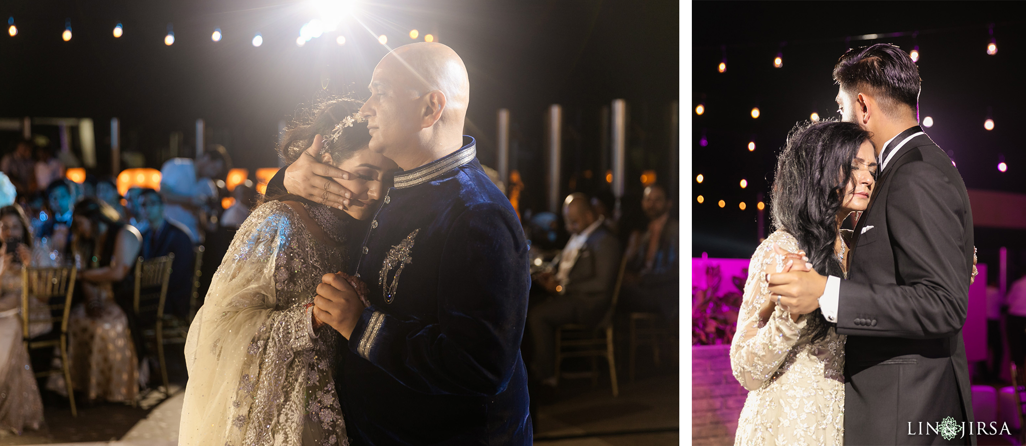 51 Generations El Dorado Royale Cancun Mexico Indian Wedding Reception Photography