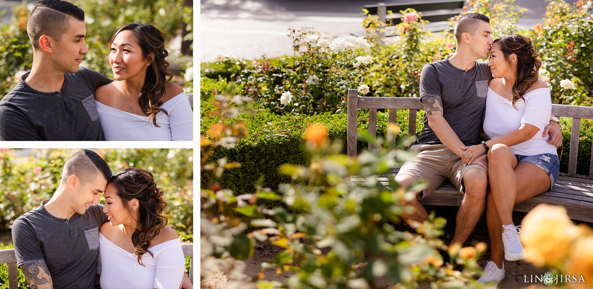 12 Heisler Beach Orange County Engagement Photography