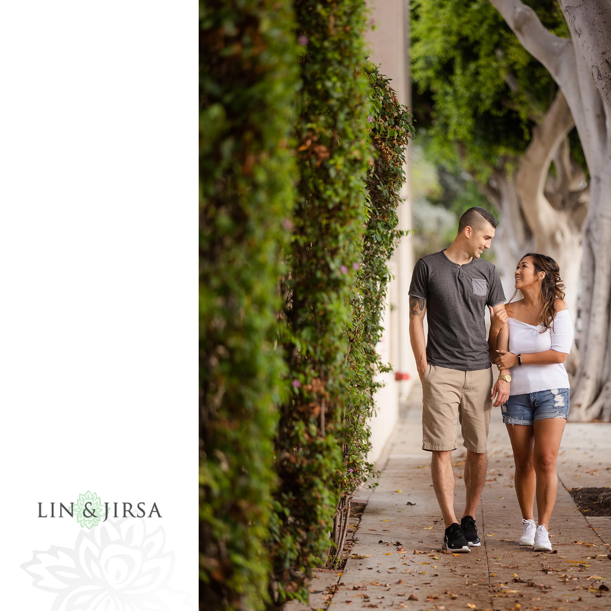 13 Heisler Beach Orange County Engagement Photography