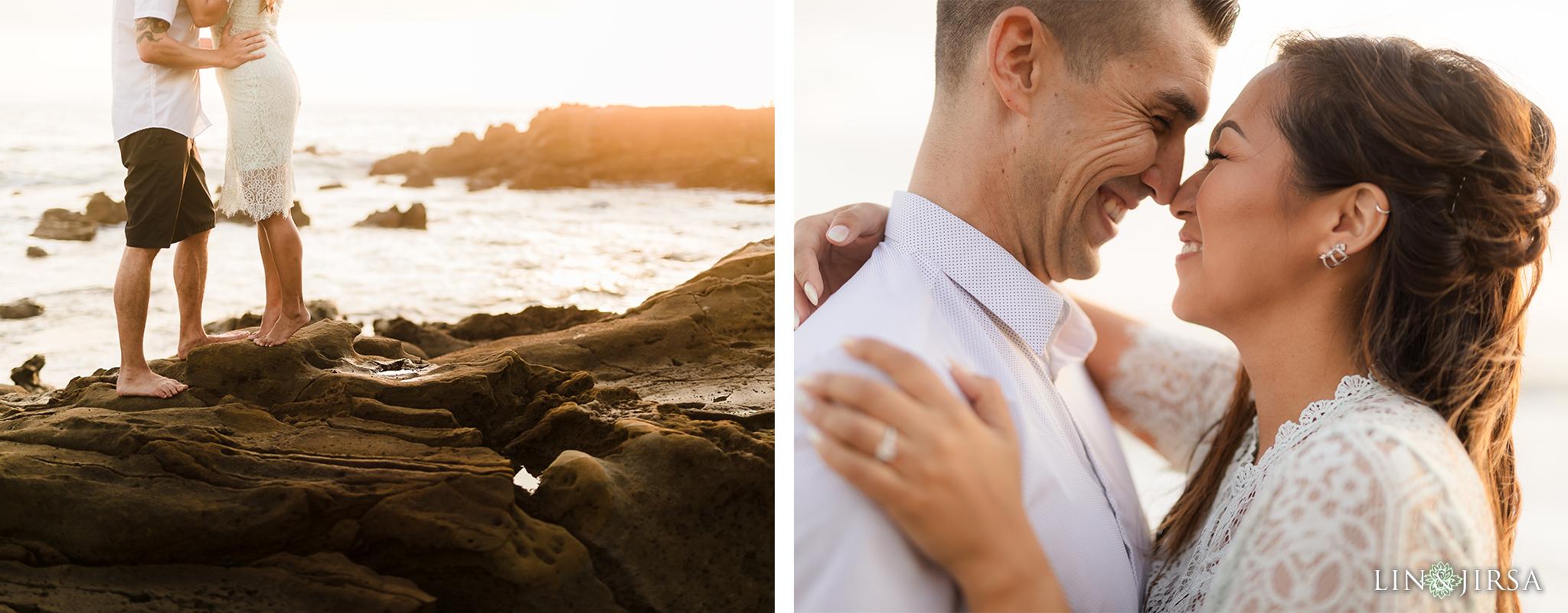 18 Heisler Beach Orange County Engagement Photography
