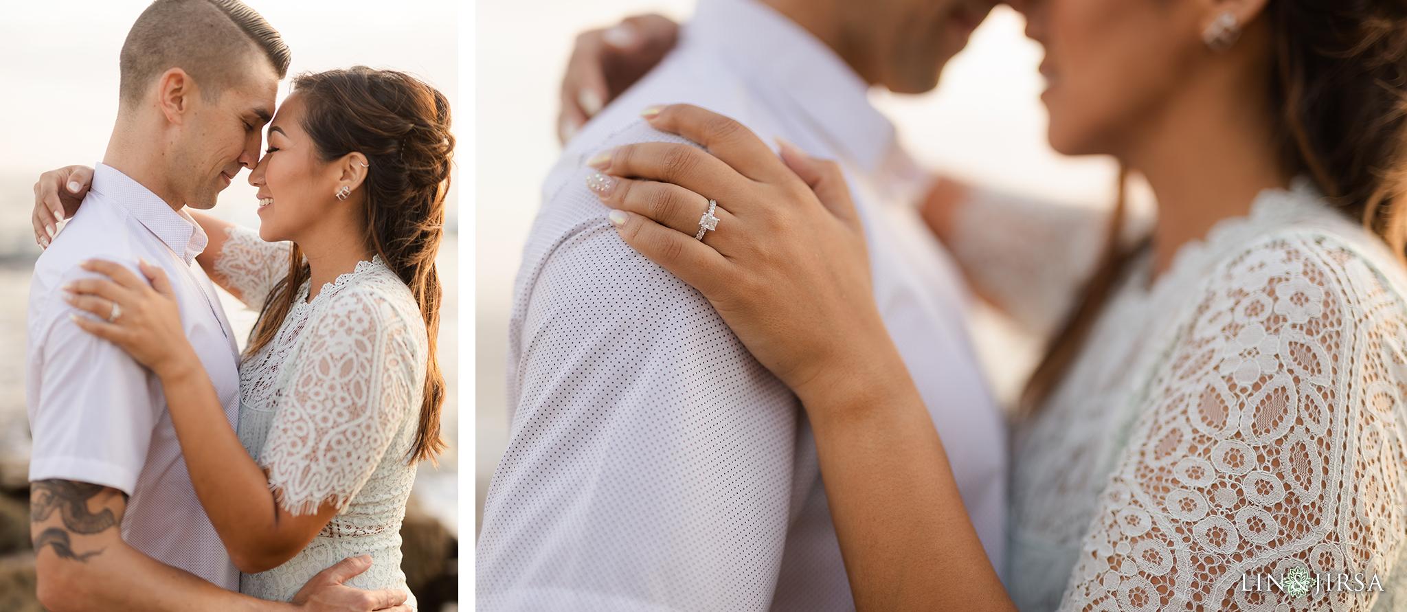 19 Heisler Beach Orange County Engagement Photography