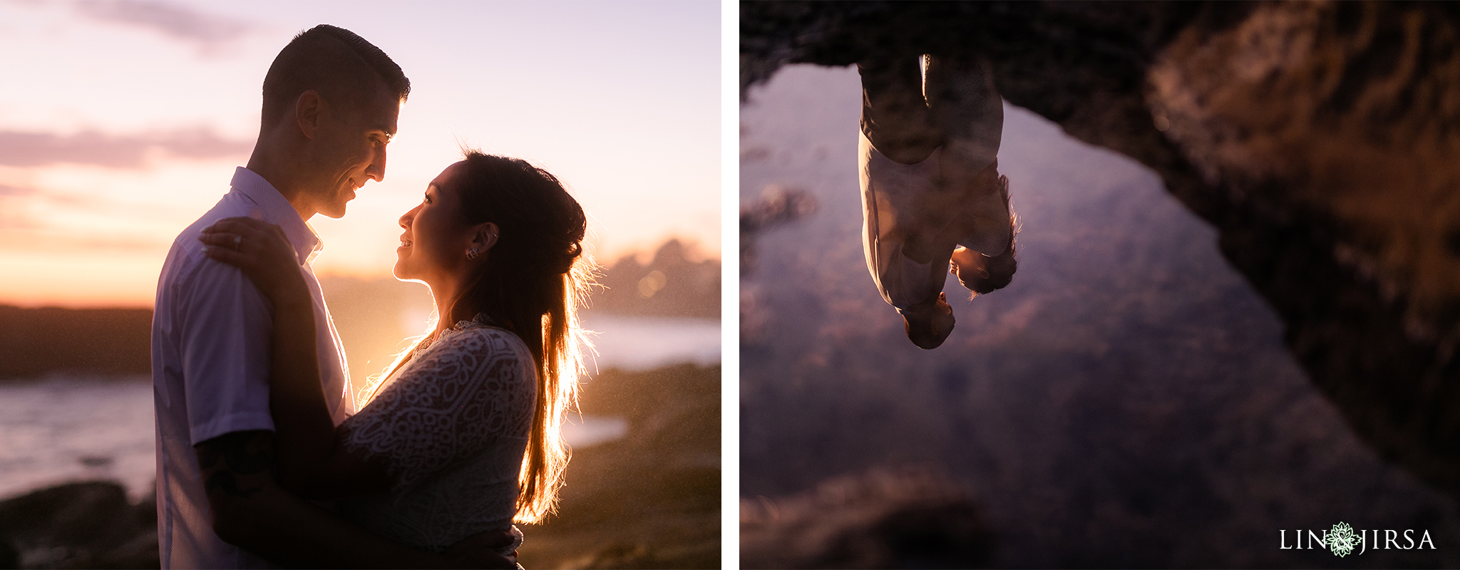 23 Heisler Beach Orange County Engagement Photography