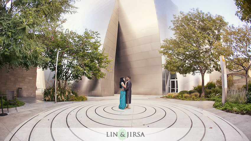 03 Los Angeles Court House Engagement Photography Jpg