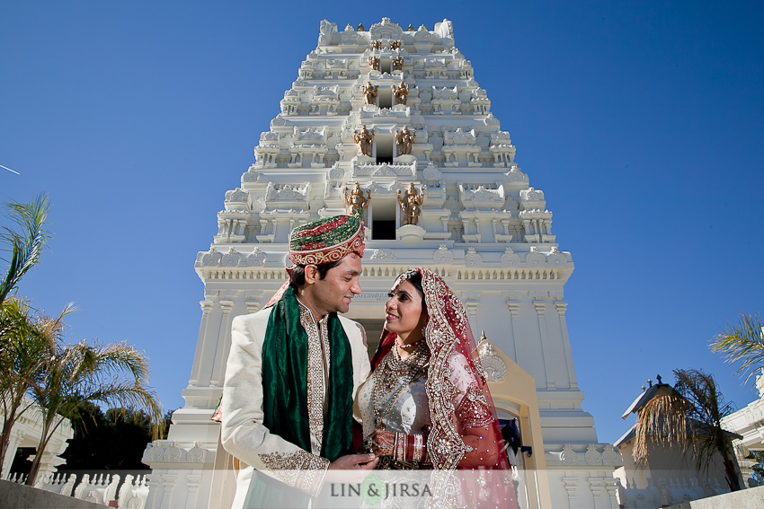 10 Calabasas Malibu Hindu Temple Wedding Jpg